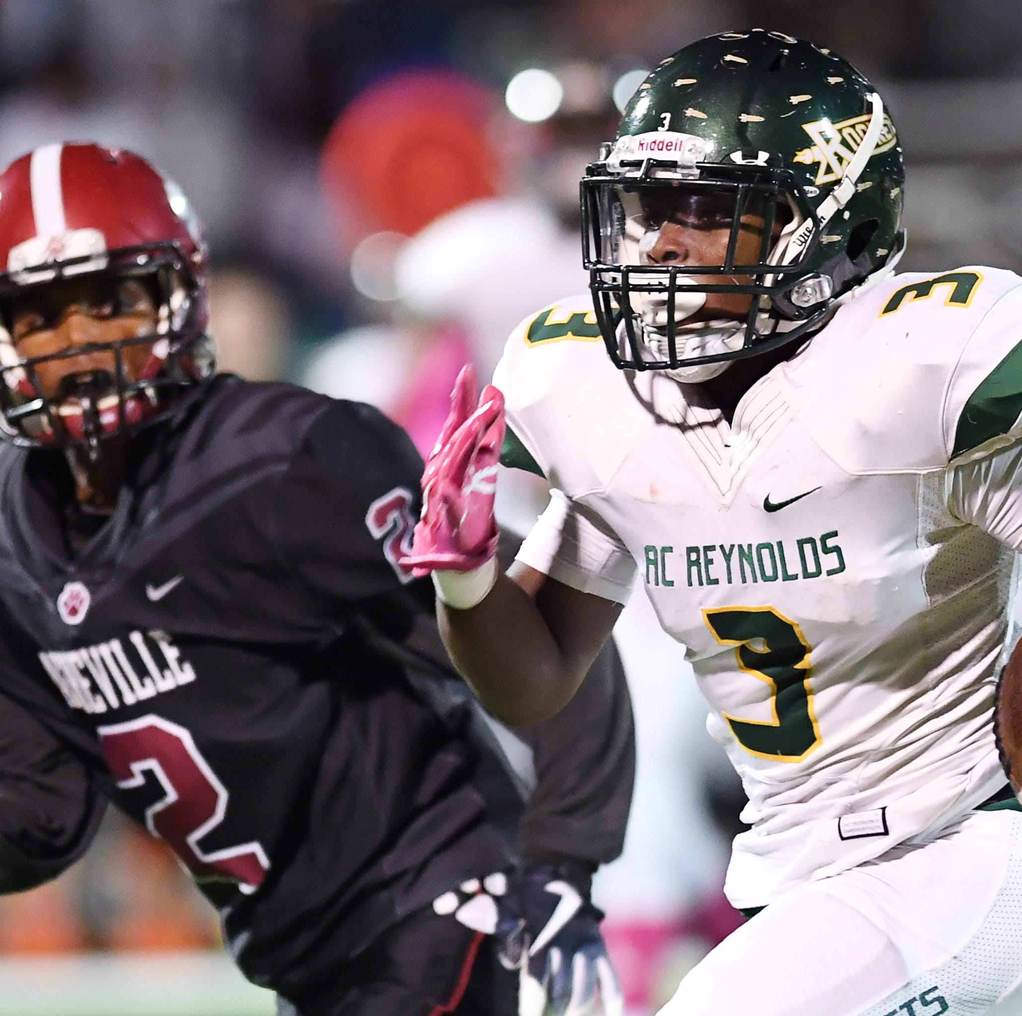 WNC high school football: Week 9 box scores