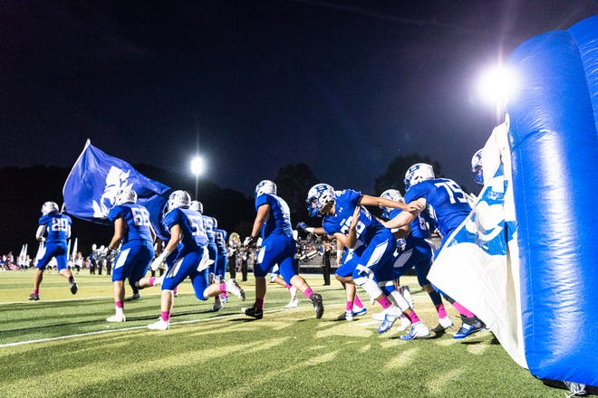 Brevard will host Pisgah this Friday in a game that will decide the Mountain Six champion.