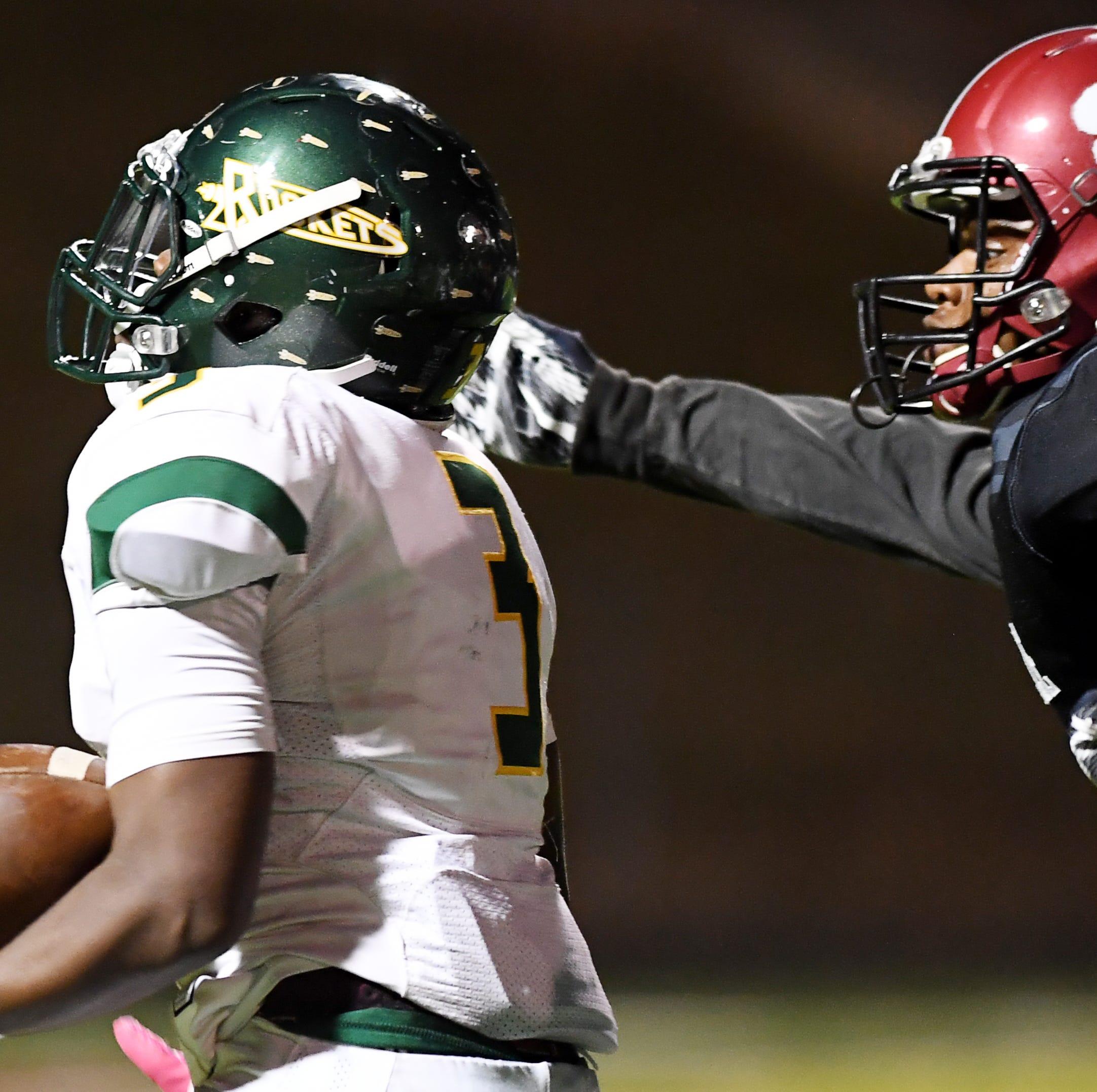 WNC high school football: Week 9 standings, Week 10 schedule