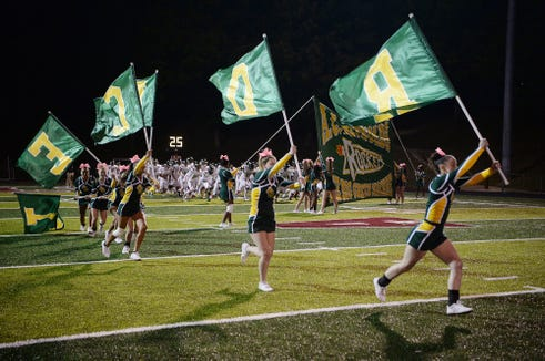 Reynolds defeated North Buncombe on Friday night.