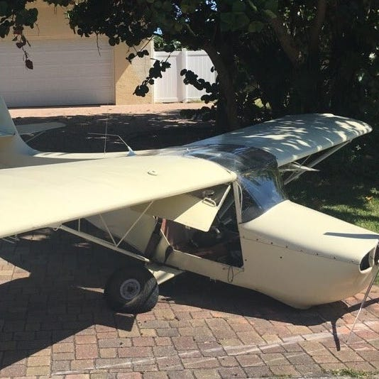 For second time in less than week, plane makes emergency landing along Brevard County road
