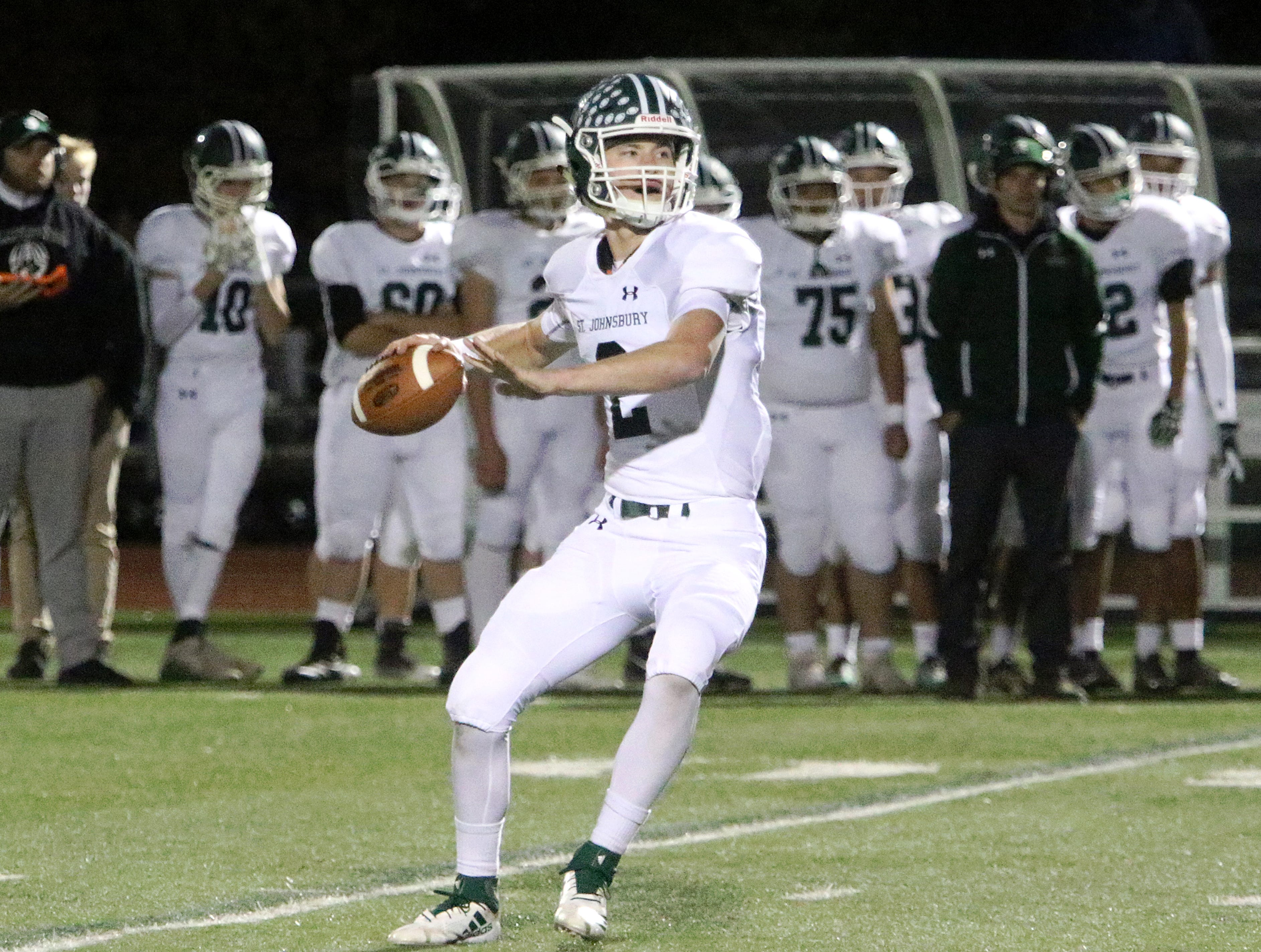 Vermont H.S. football: St. J's Cady named Gatorade player of the year