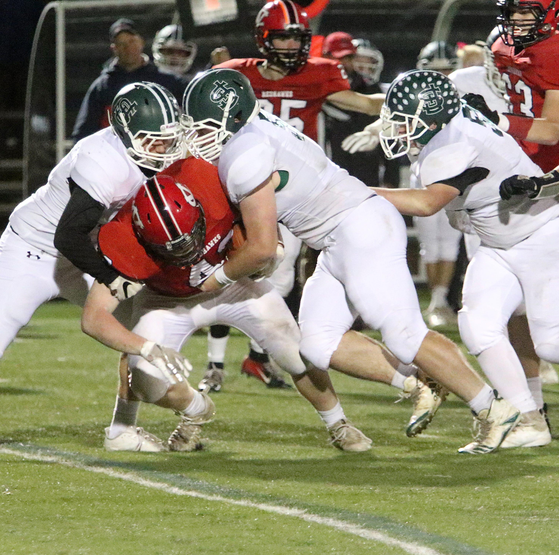 Vermont high school football: Week 7 power rankings