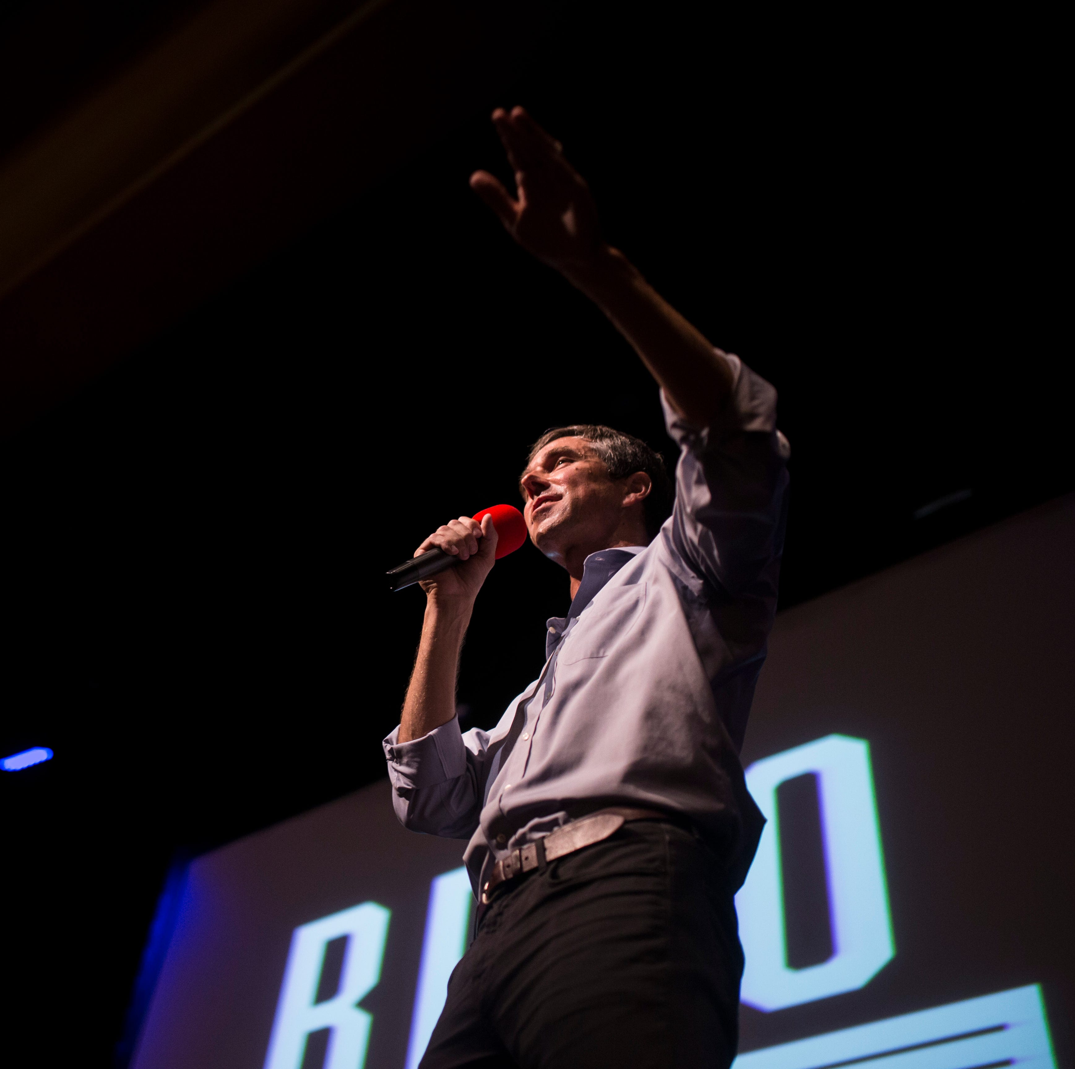Beto O'Rourke and Joe Kennedy visit Corpus Christi, inspires residents to go vote
