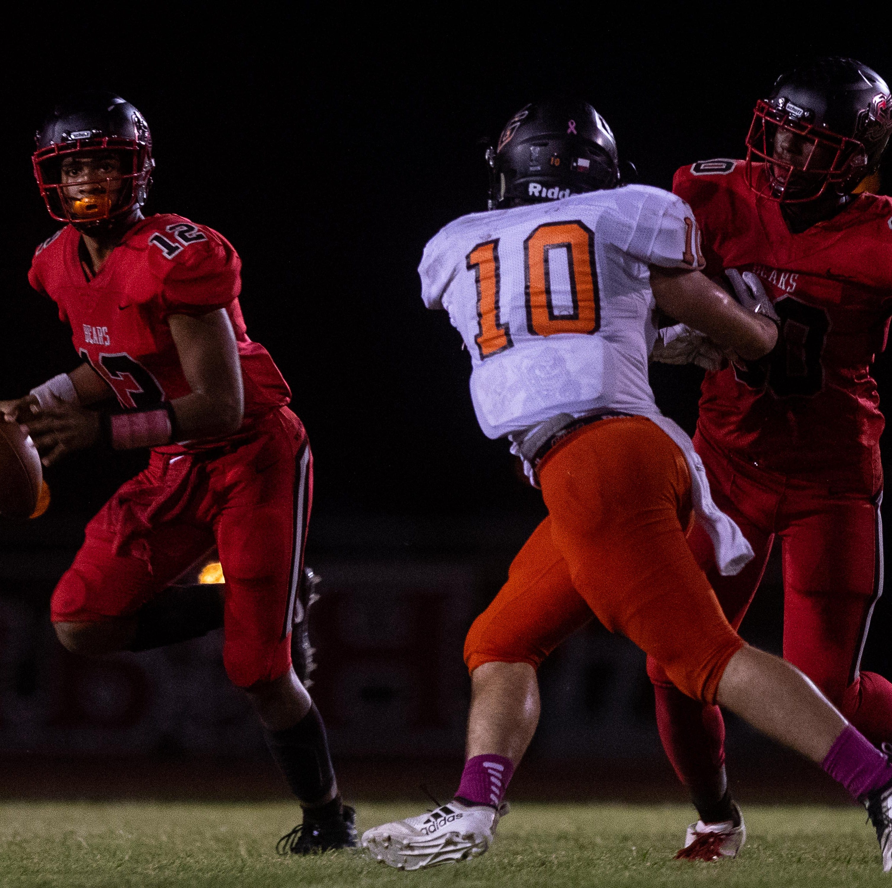 West Oso relishing chance to play Thanksgiving football for first time in 16 years