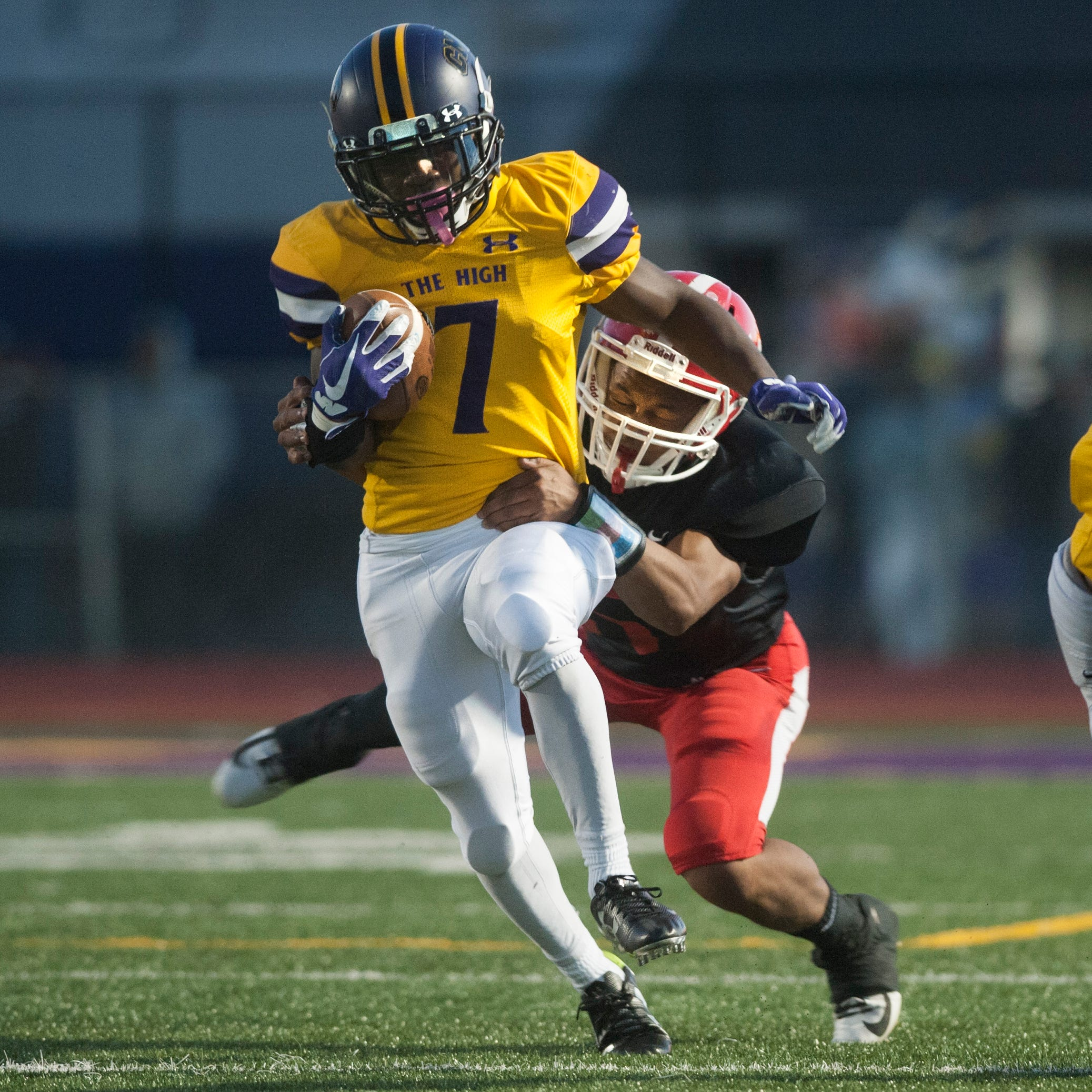 South Jersey Football Mean 15 rankings for Oct. 14