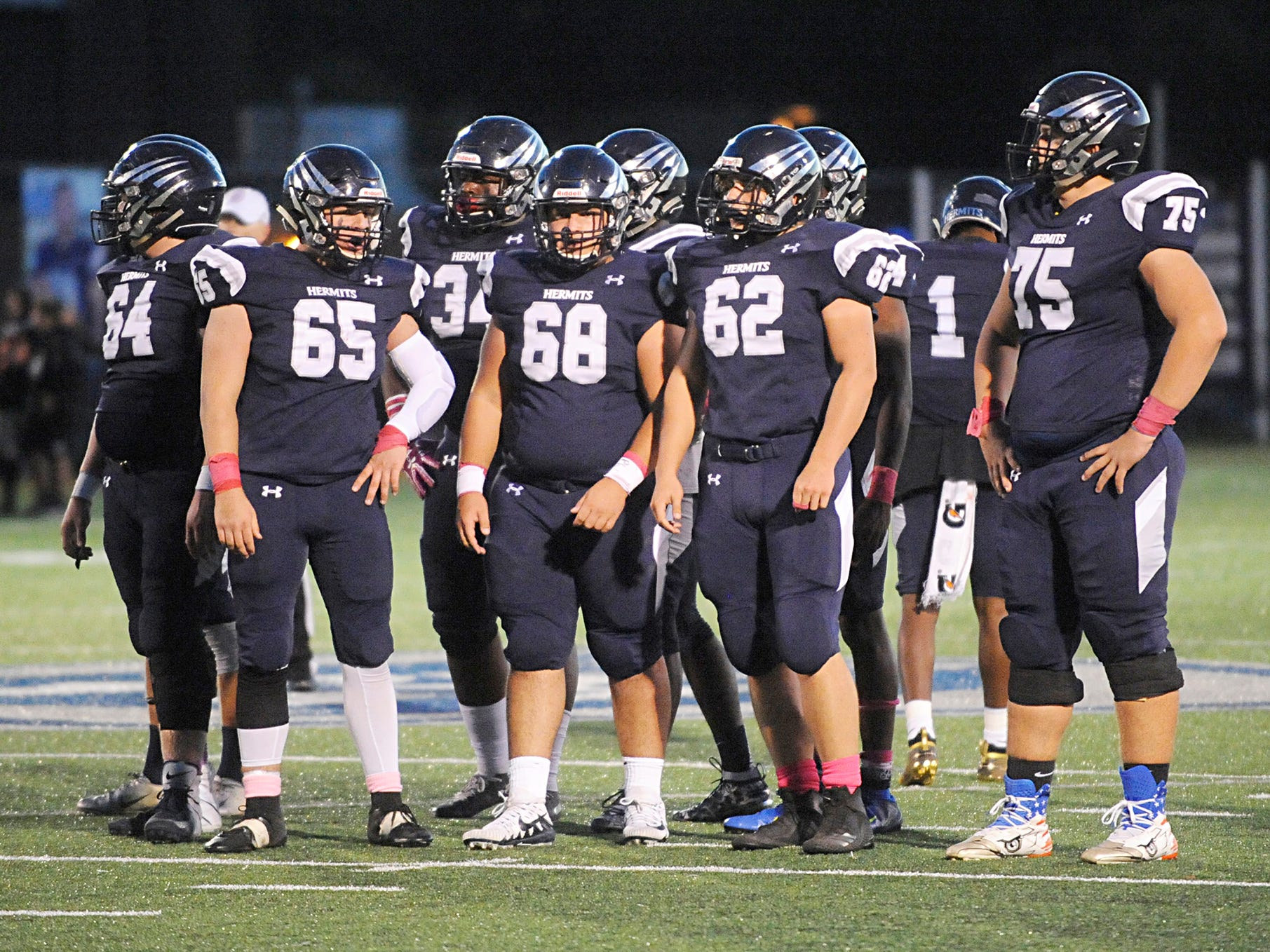 In a clash between two rivals, St. Augustine defeated visiting Holy Spirit in Richland. The Hermits won the game, 27-14 on Friday, October 12, 2018.