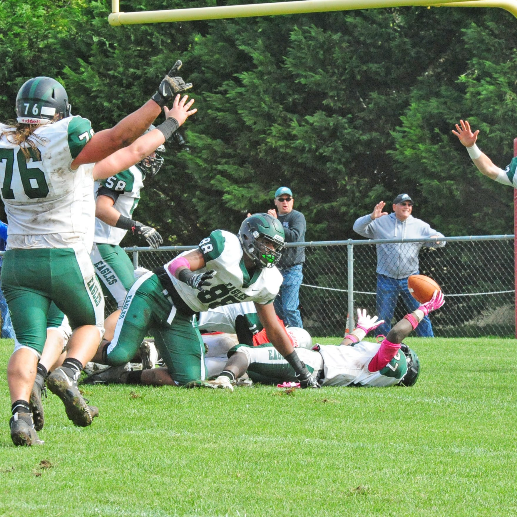 South Jersey Football: West Deptford ends St. Joe's rough week with 51-0 rout