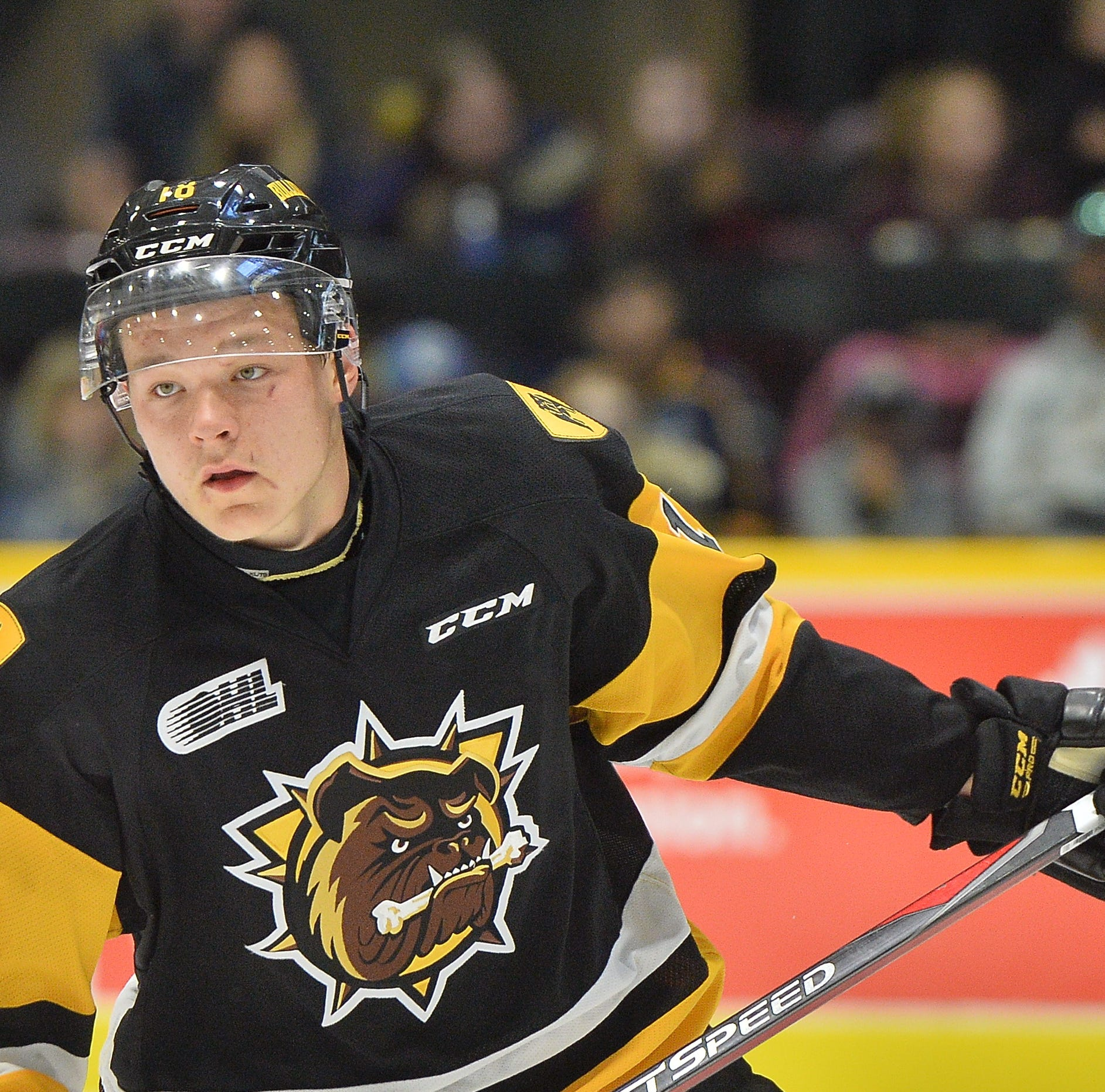 Flyers prospect watch: Can Matthew Strome put it all together?