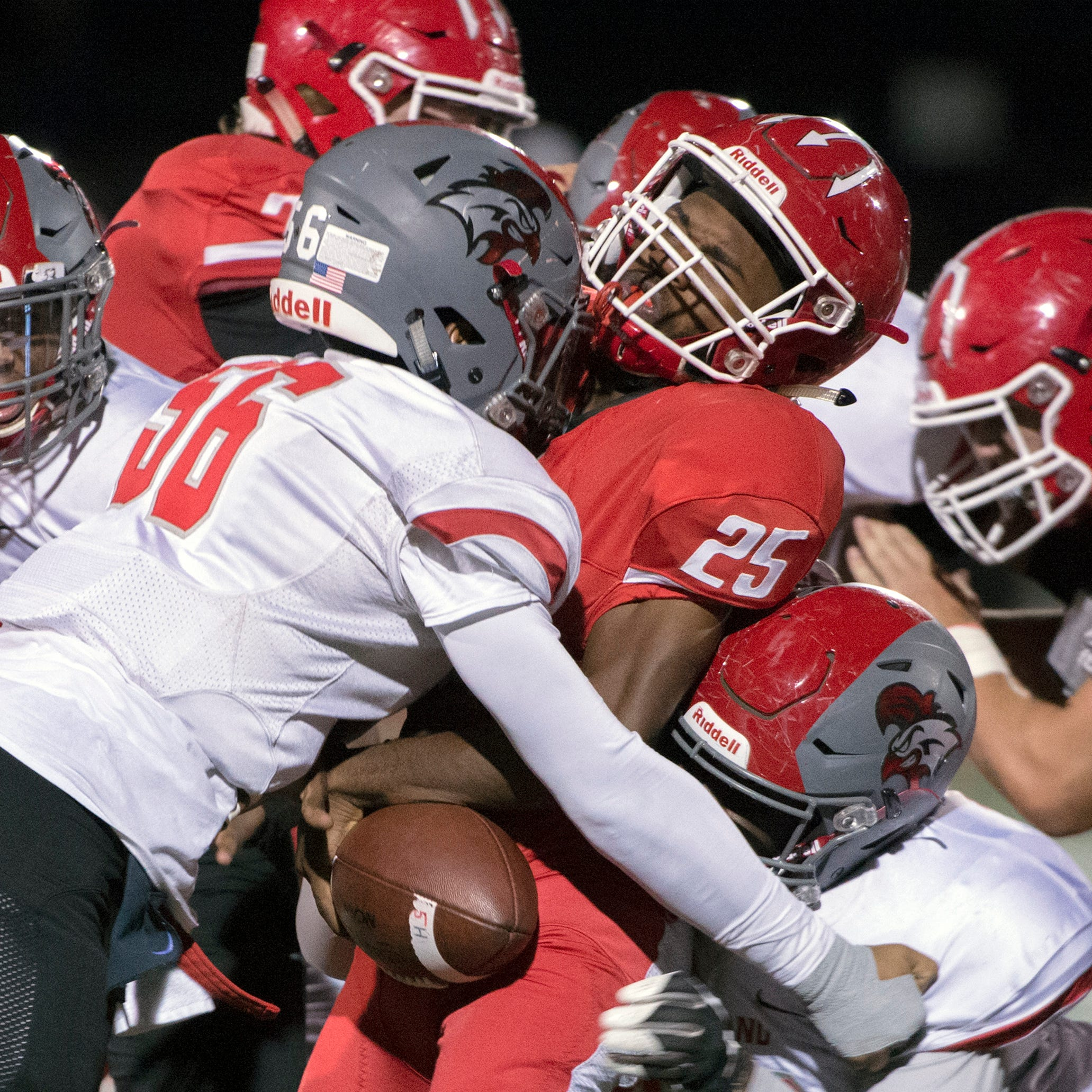 H.S. football: Vineland fighting its way through rough stretch