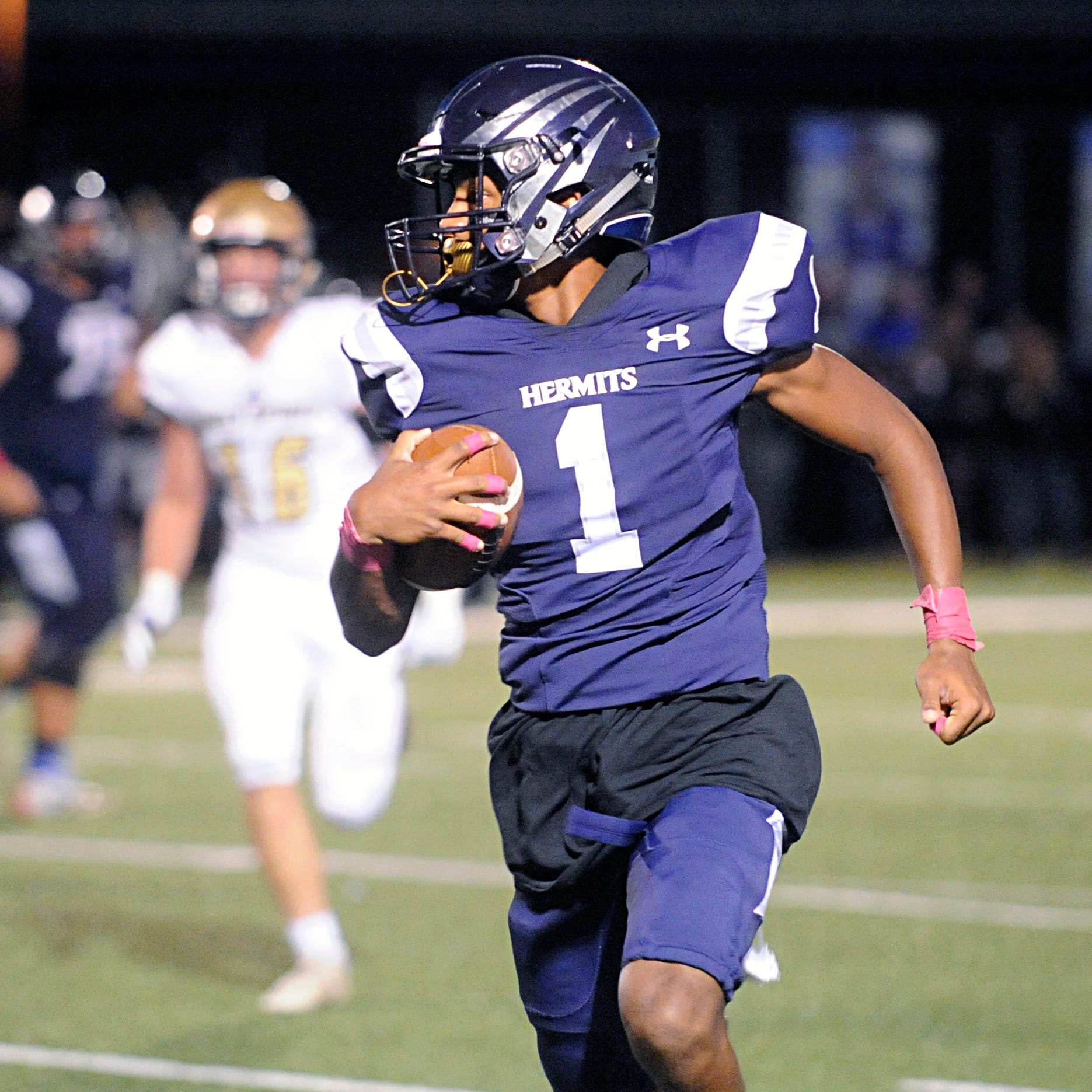 South Jersey high school football scores for Week 7