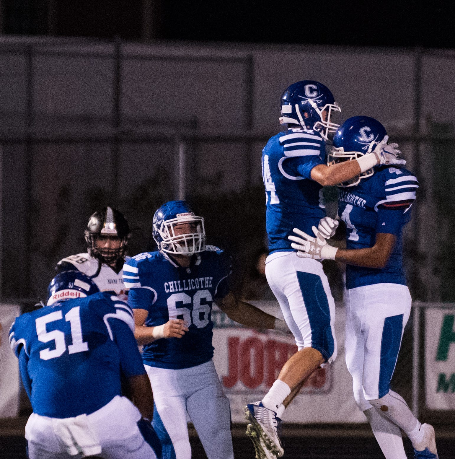 OHIO HS FOOTBALL: Four things to know about Chillicothe 49-14 rout of Miami Trace