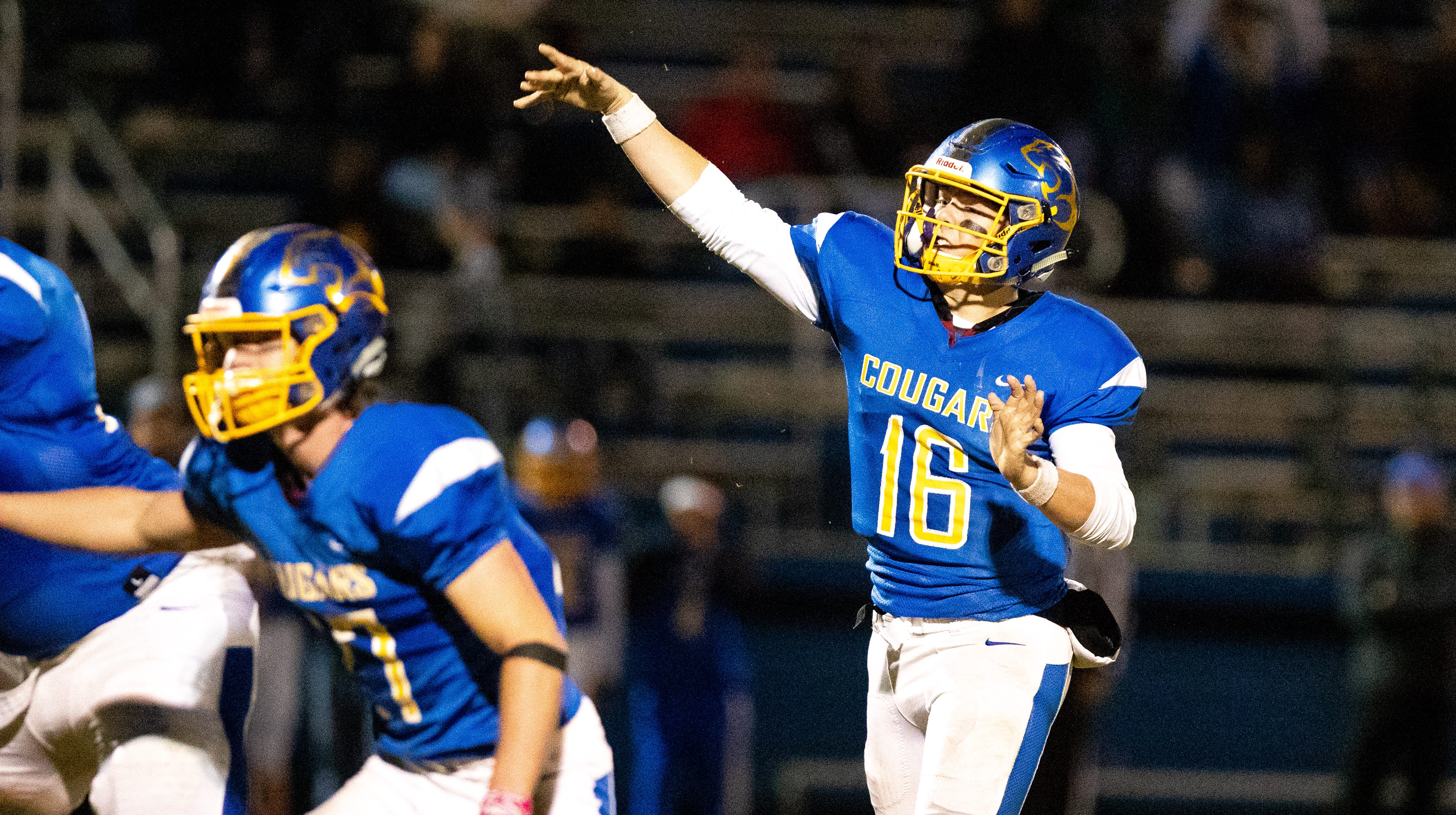 High school football: Nashville area top high school performers from Week 10