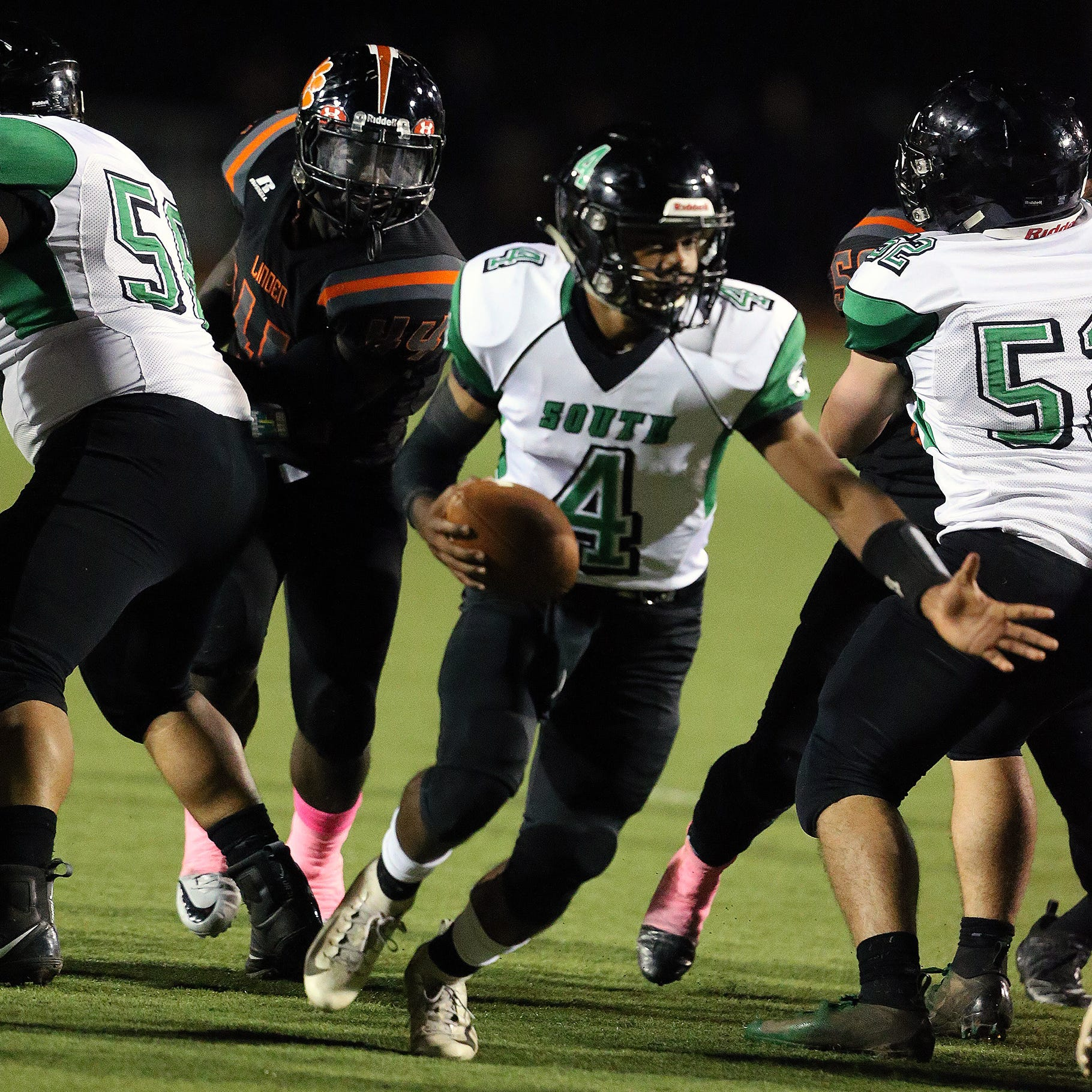 GMC football: All of Friday's first-round playoff game stories