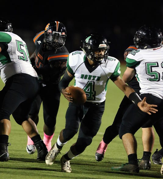 South Plainfield Linden football