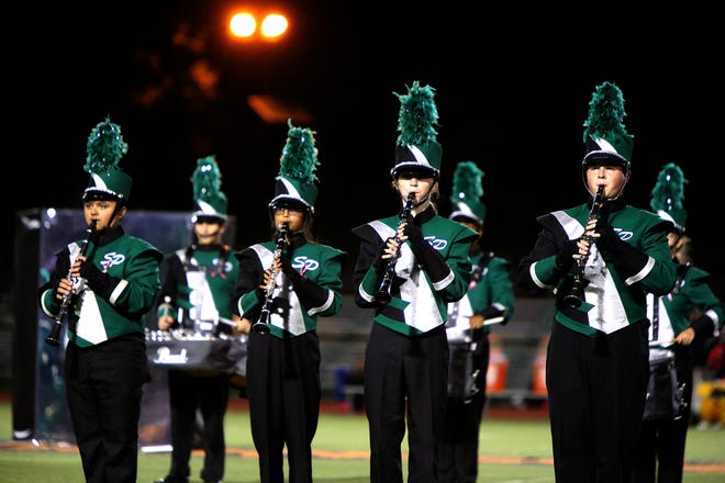 South Plainfield at Linden football on Friday, Oct. 12, 2108.