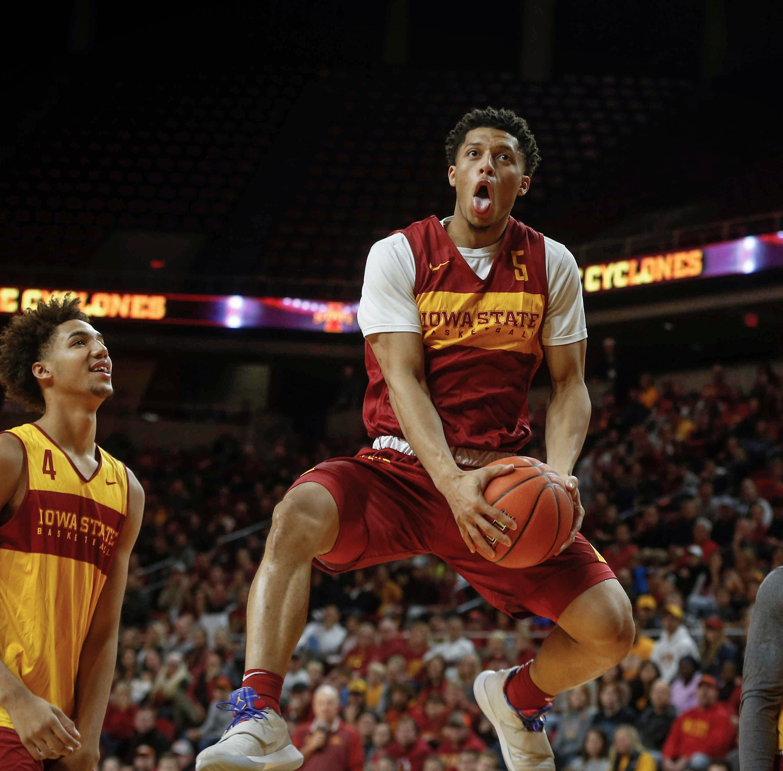 Iowa State's Lindell Wigginton, Cameron Lard earn preseason Big 12 accolades