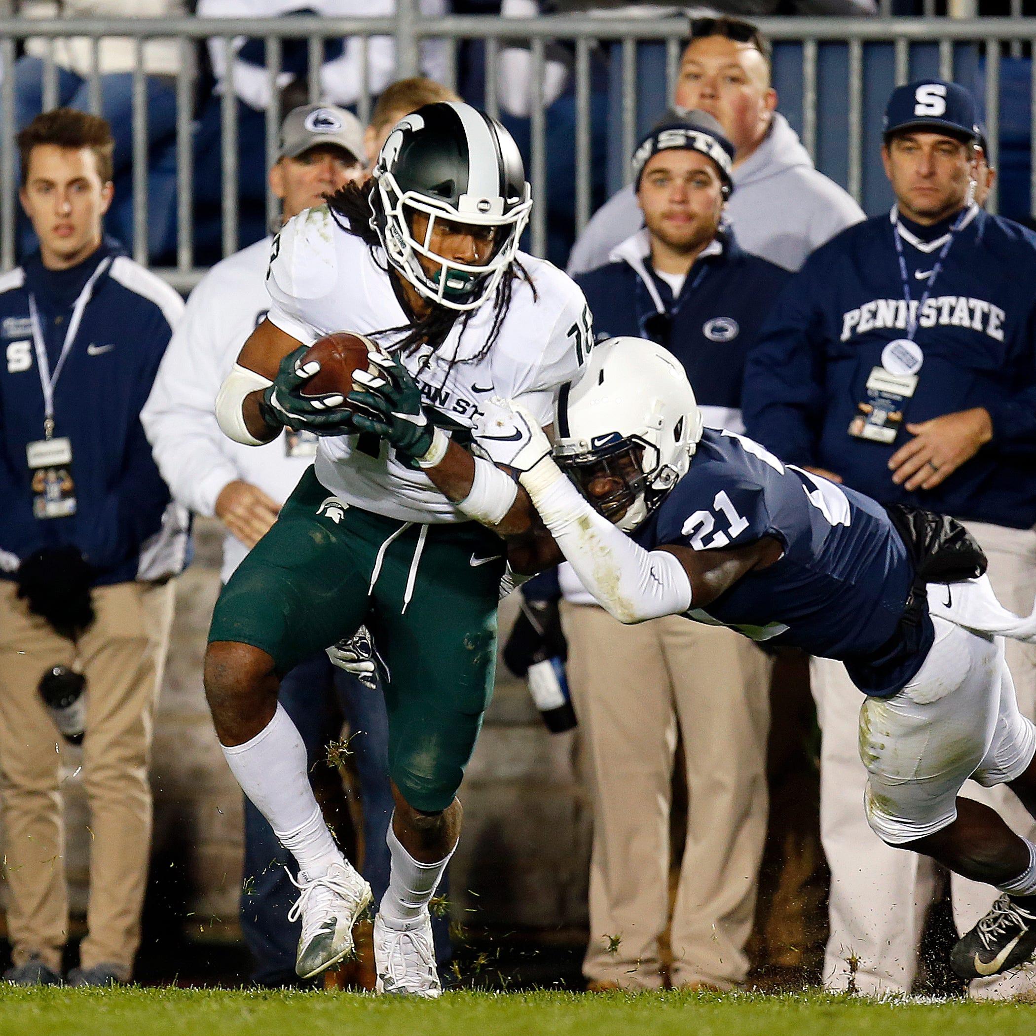 Grading Detroit Lions' 5th-round pick: Penn State CB Amani Oruwariye