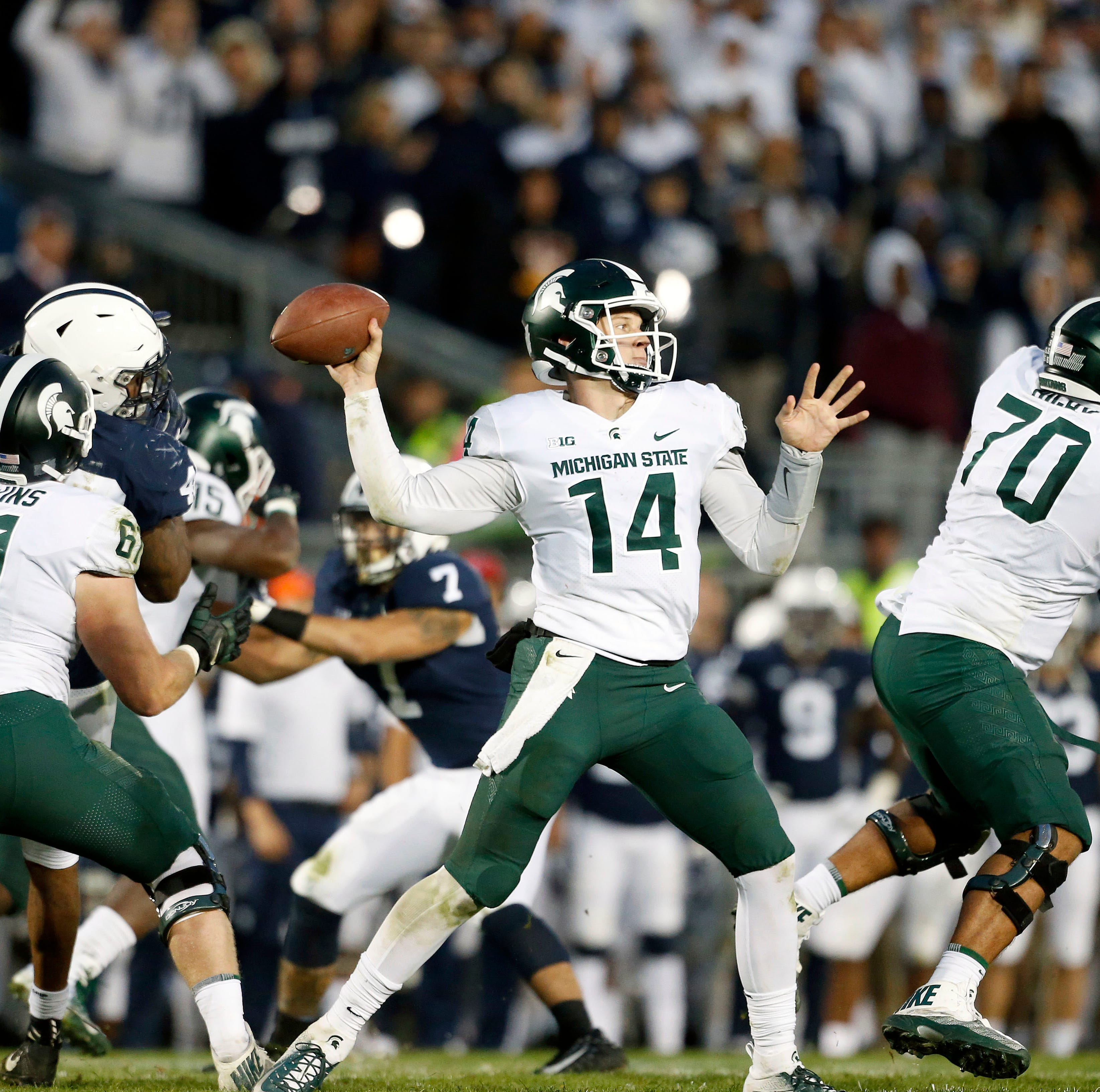 Why was Michigan State football written off? Because we never learn