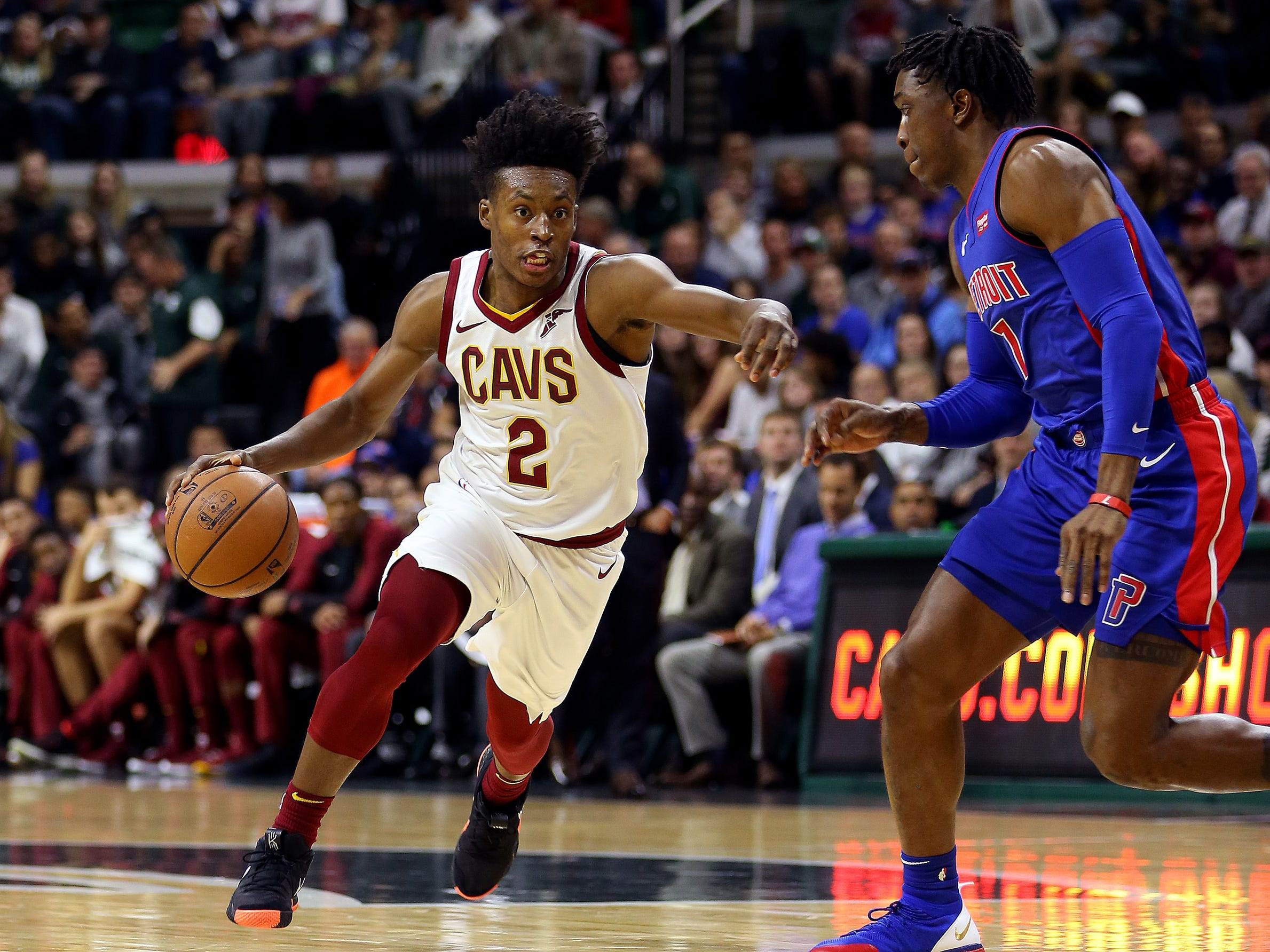 Detroit Pistons vs. Cleveland Cavaliers: What to watch for, game info