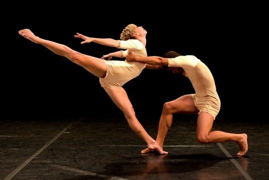 Eisenhower Dance  has three metro Detroit events scheduled during 2018-19.