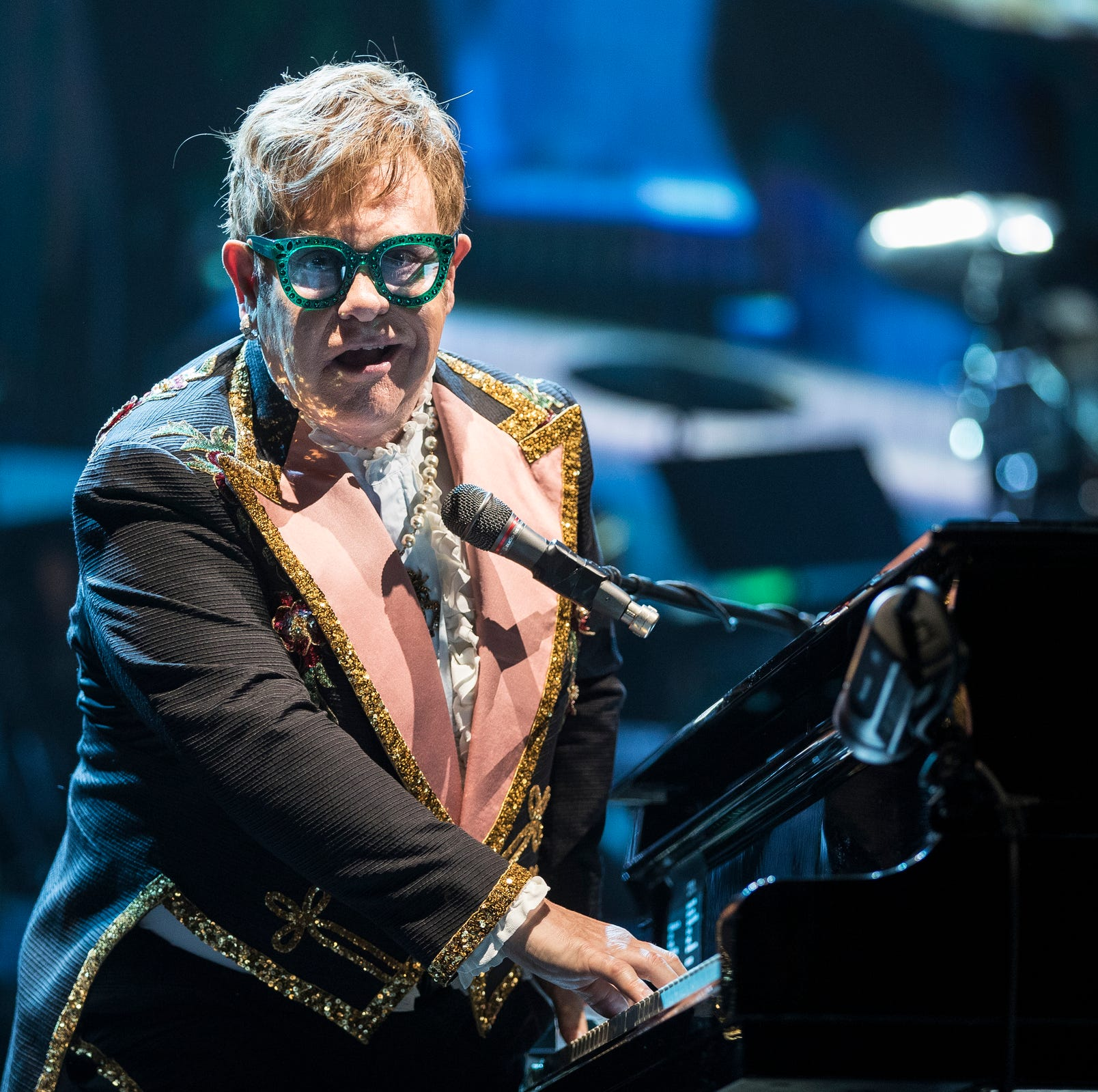 Elton John serves up melodies, memories as farewell tour plays Detroit