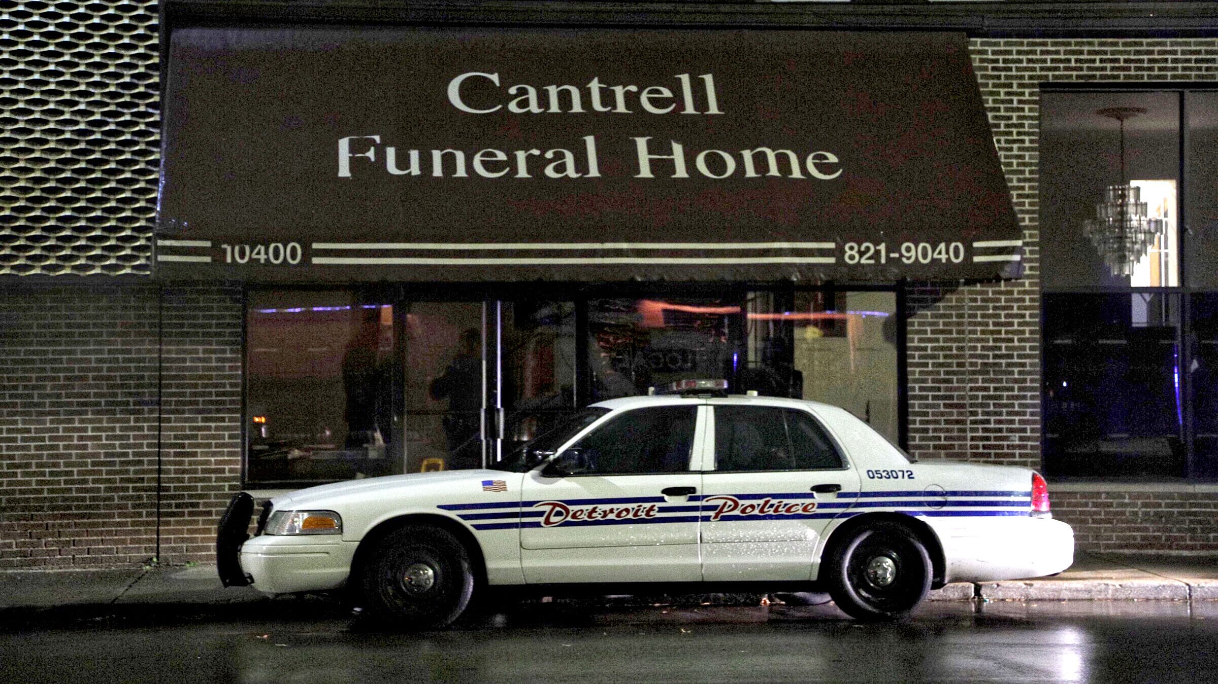 Police: 11 infant bodies found in ceiling of former funeral home