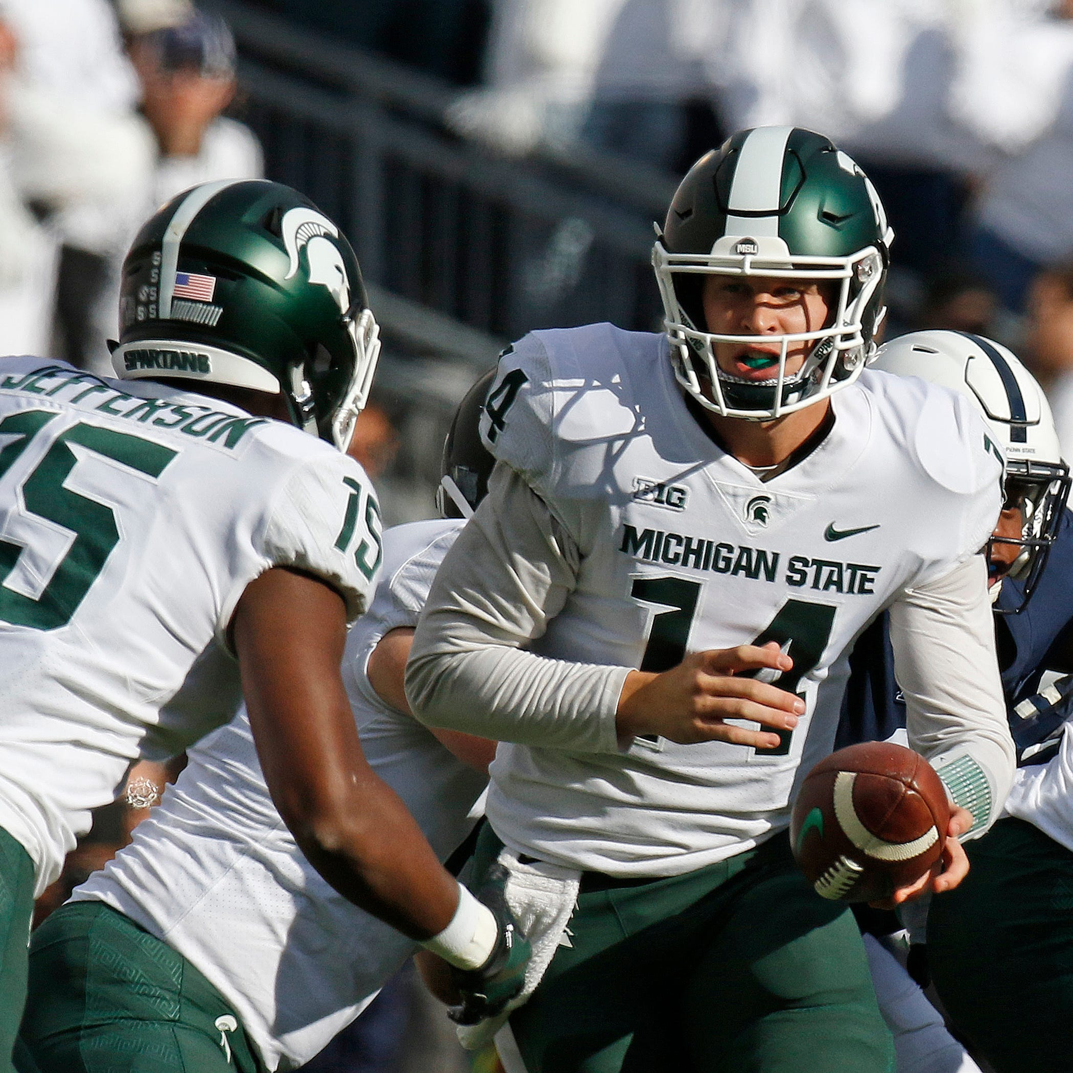 MSU: Five things we learned vs. Penn State