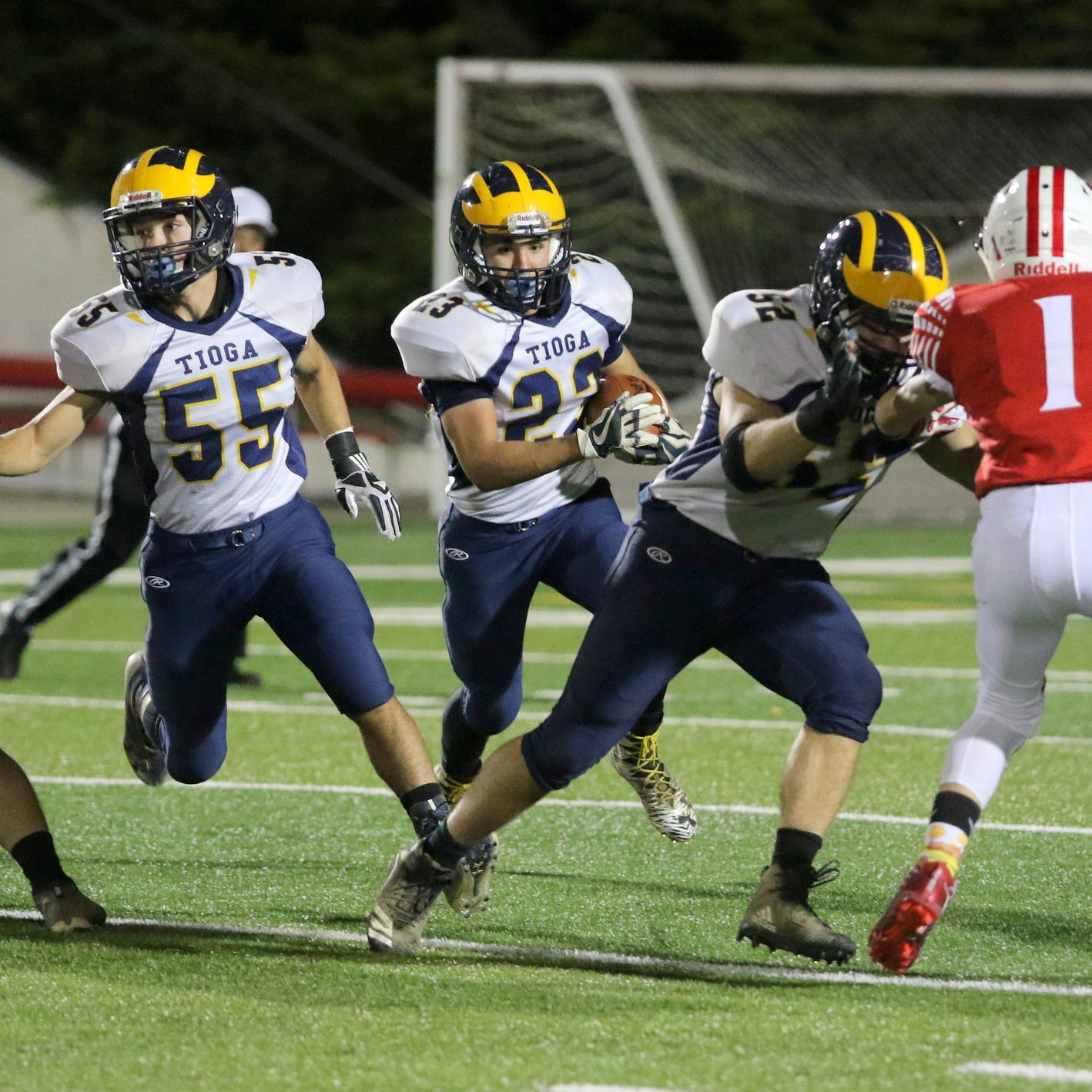 H.S. SCOREBOARD: Saturday's Section 4 results