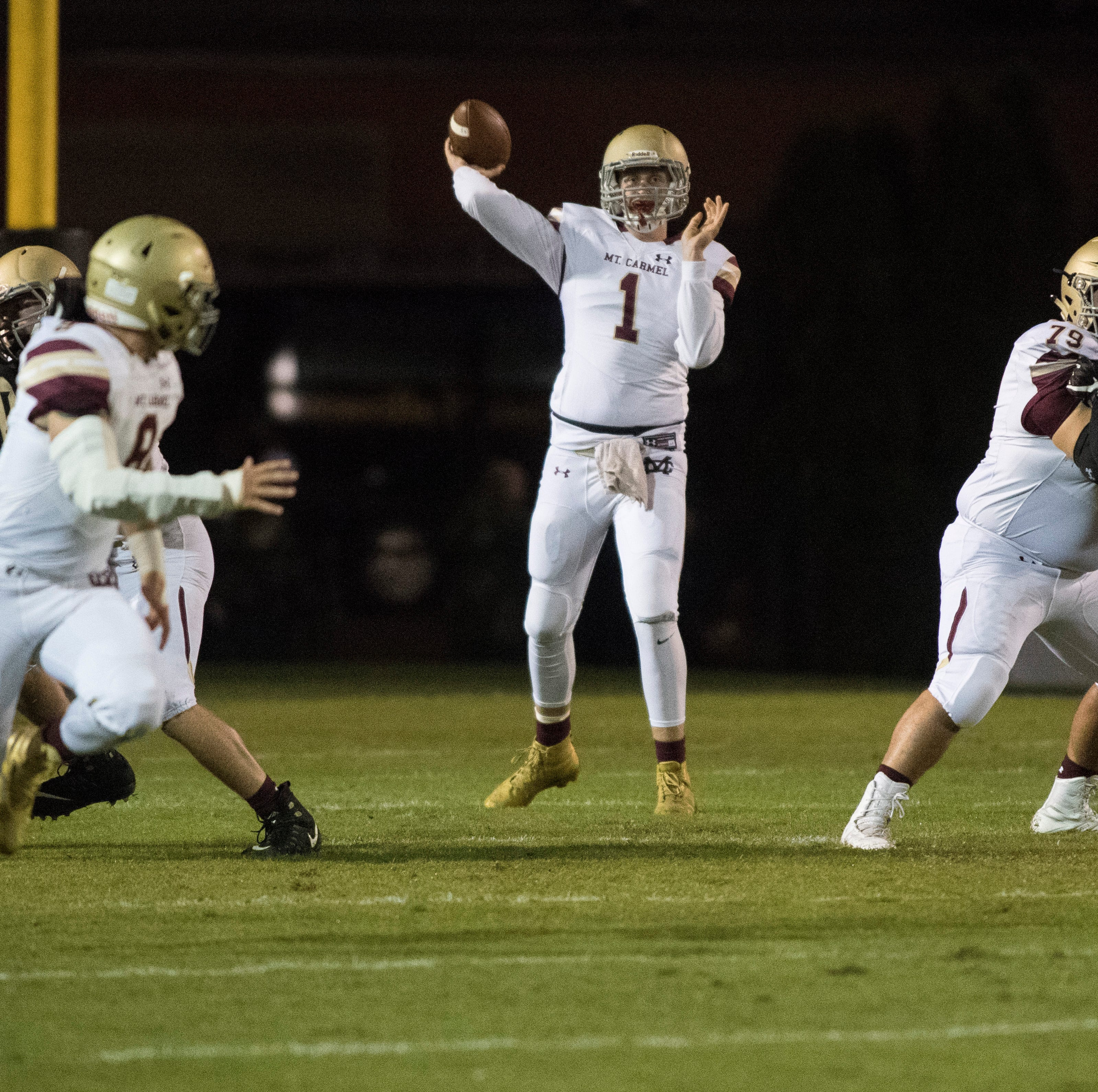 Mount Carmel announces it will leave Big Eight Conference after this school year