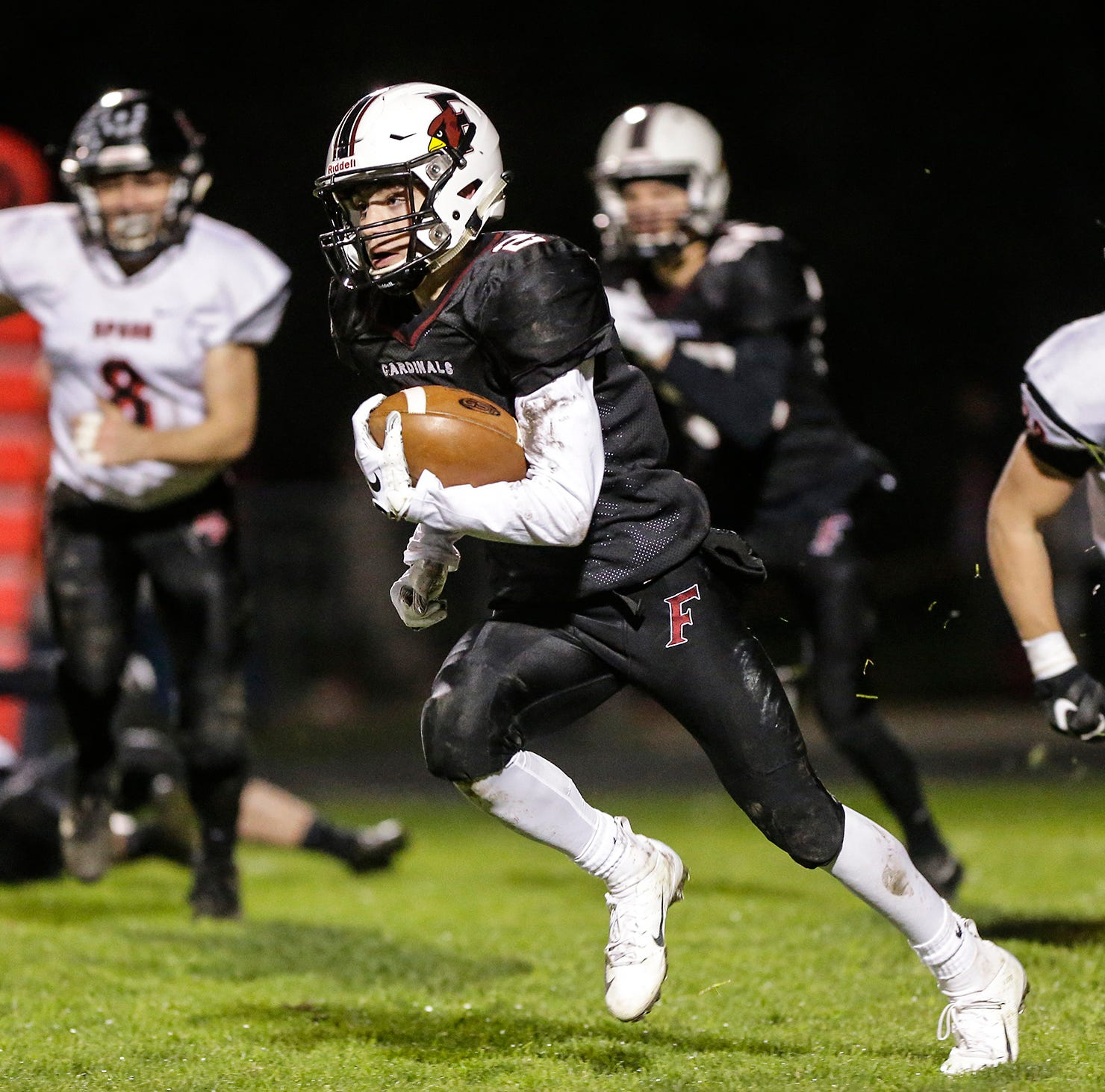 High school football: Two Fond du Lac-area teams ranked top seed in WIAA football playoffs