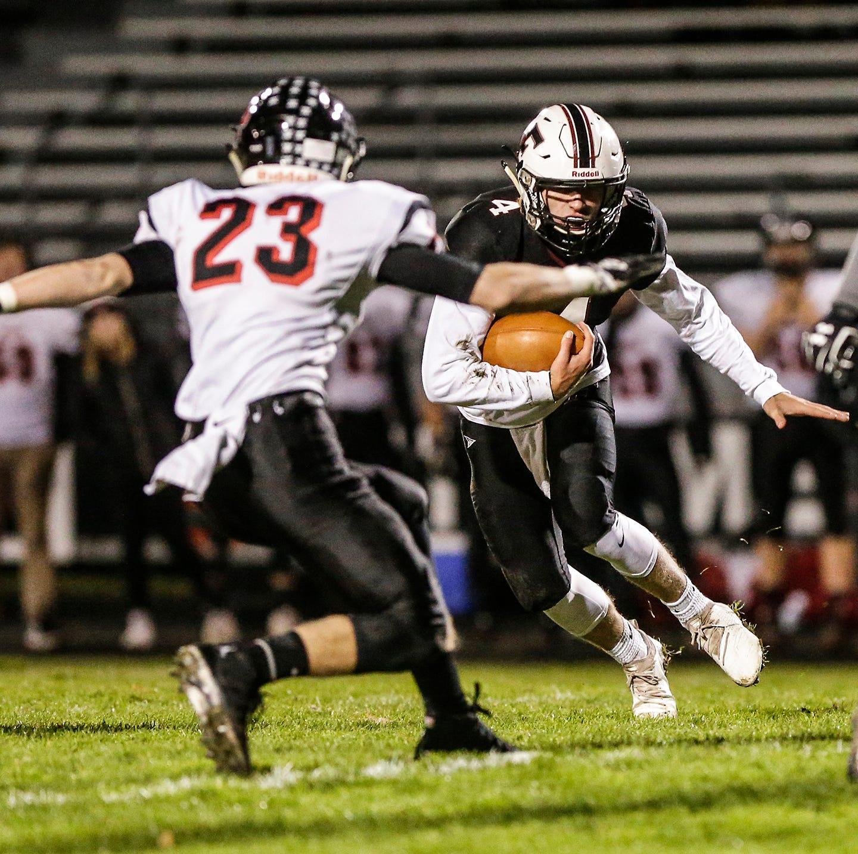 High school football: This week's final AP state poll