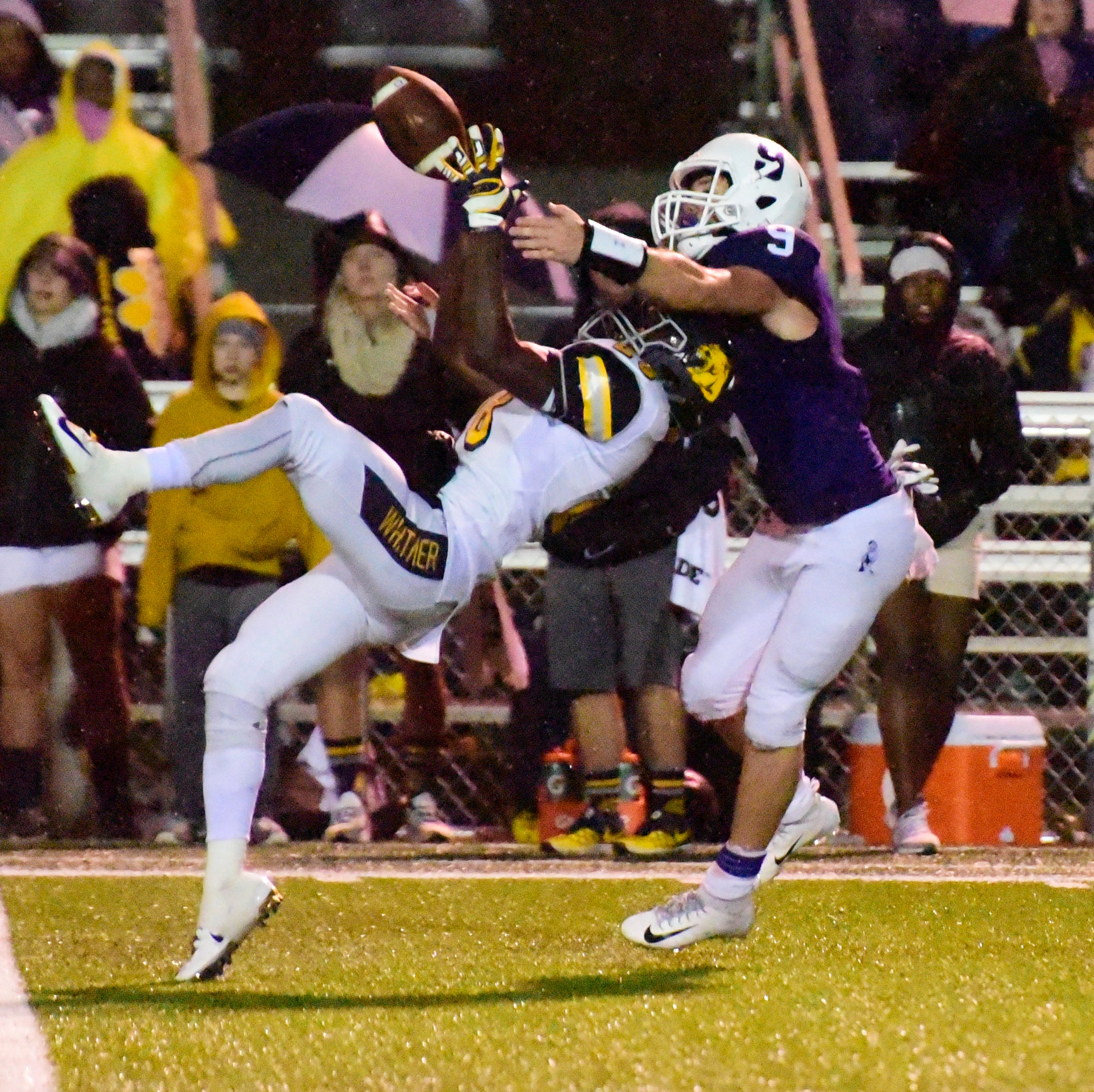 Football Roundup: Fremont Ross falls to Whitmer on road