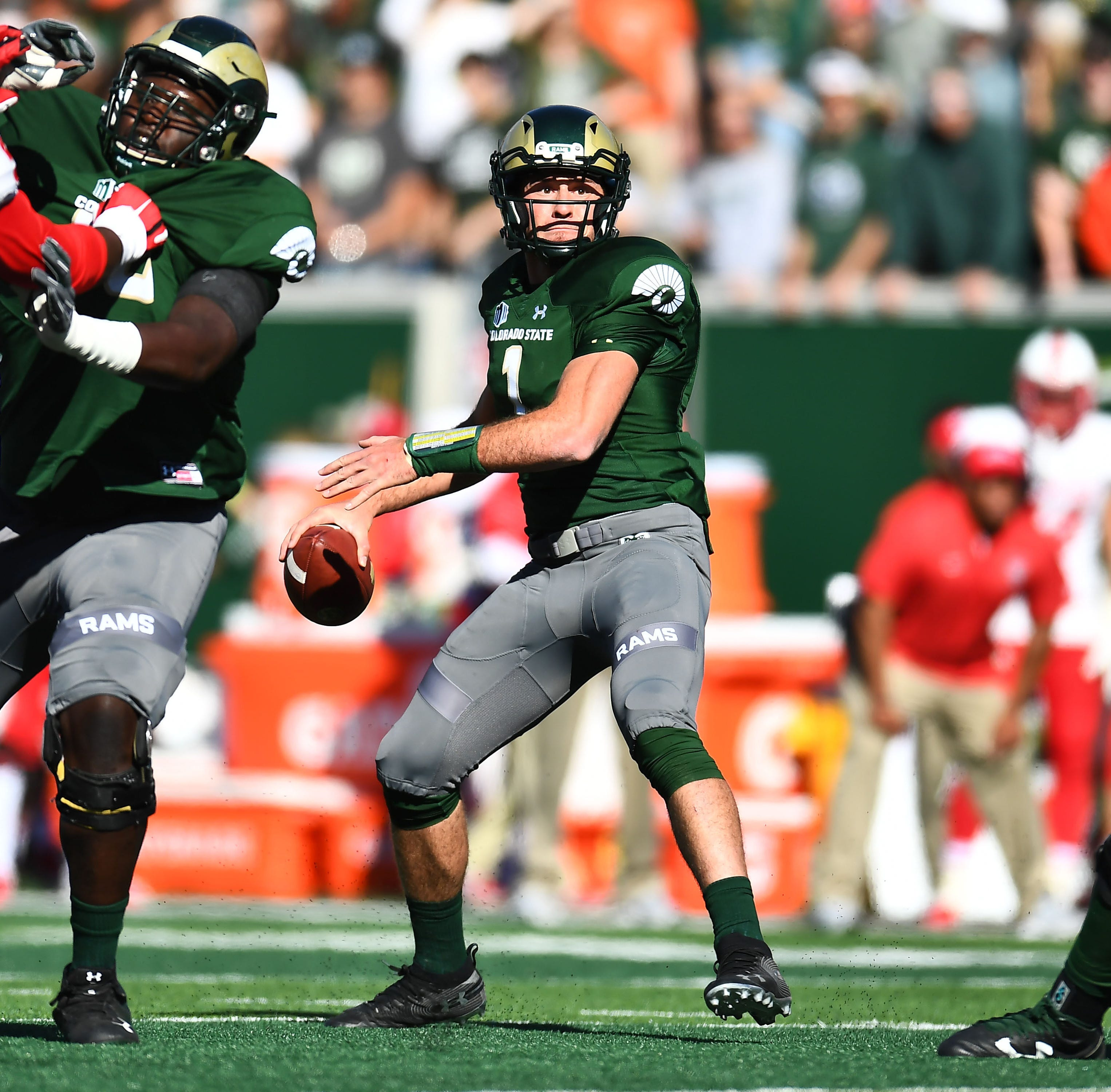 CSU football quarterback K.J. Carta-Samuels nearly chose Boise State