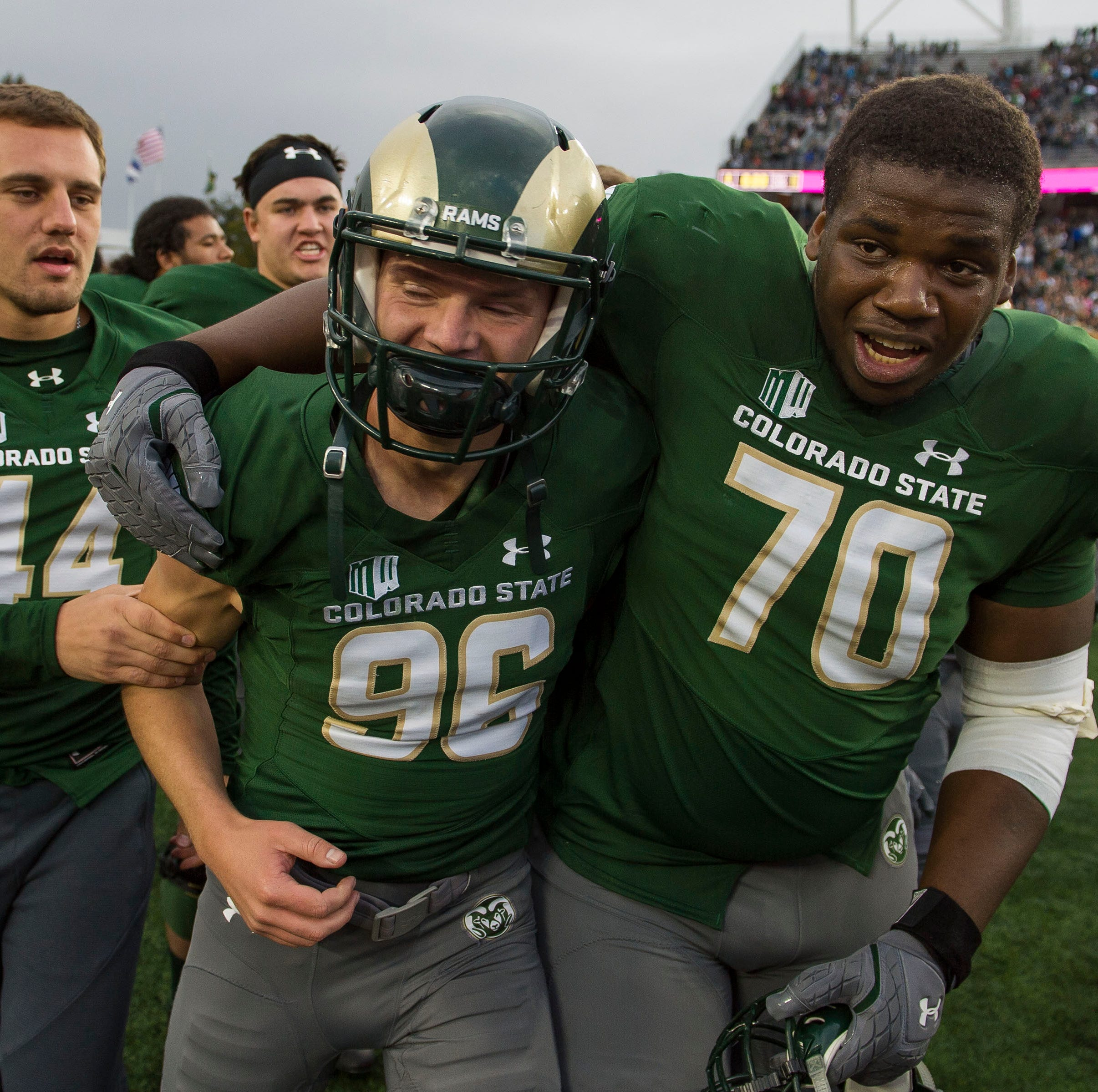 Opinion: CSU kicker Wyatt Bryan goes from goat to hero in matter of minutes