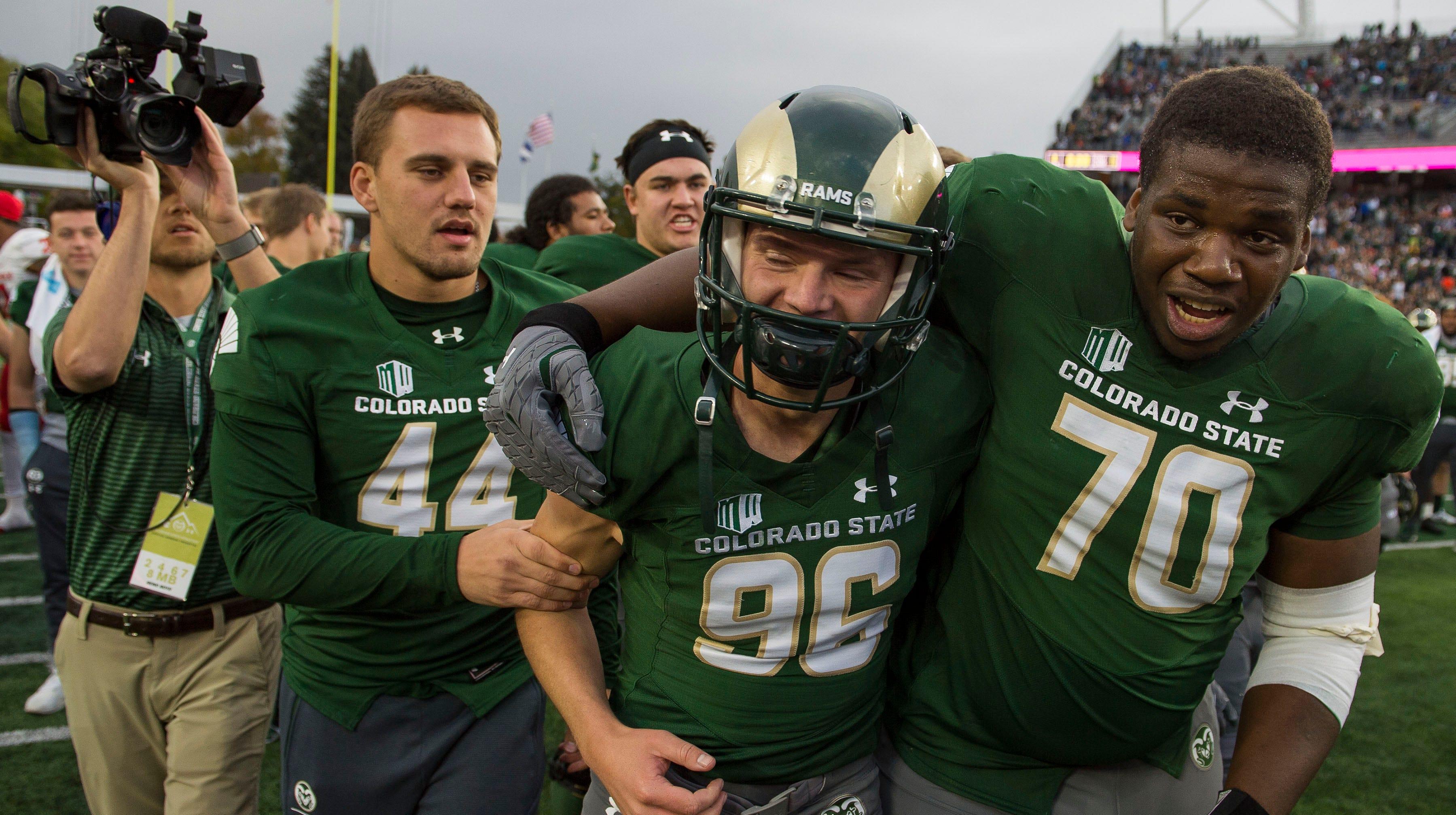 Opinion: CSU kicker Wyatt Bryan goes from goat to hero in matter of minutes