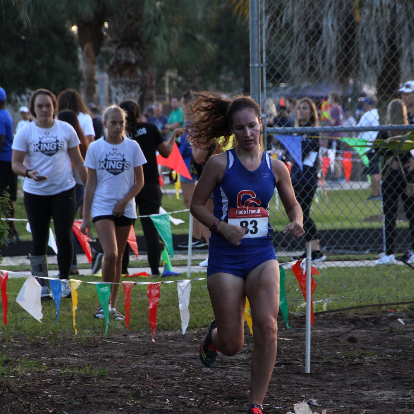 Cape Coral's Cheyenne Young paces field at Lely Invitational cross country meet