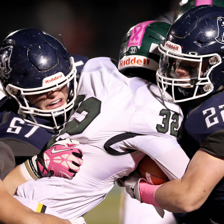 High school football: Week 9 rankings, players of the week