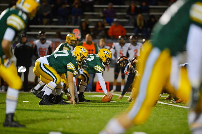 The regular season for Montana high school football is just about over. The playoffs begin for Classes A, B and C teams on Oct. 27.