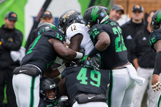 Ncaa Football Southern Mississippi At North Texas