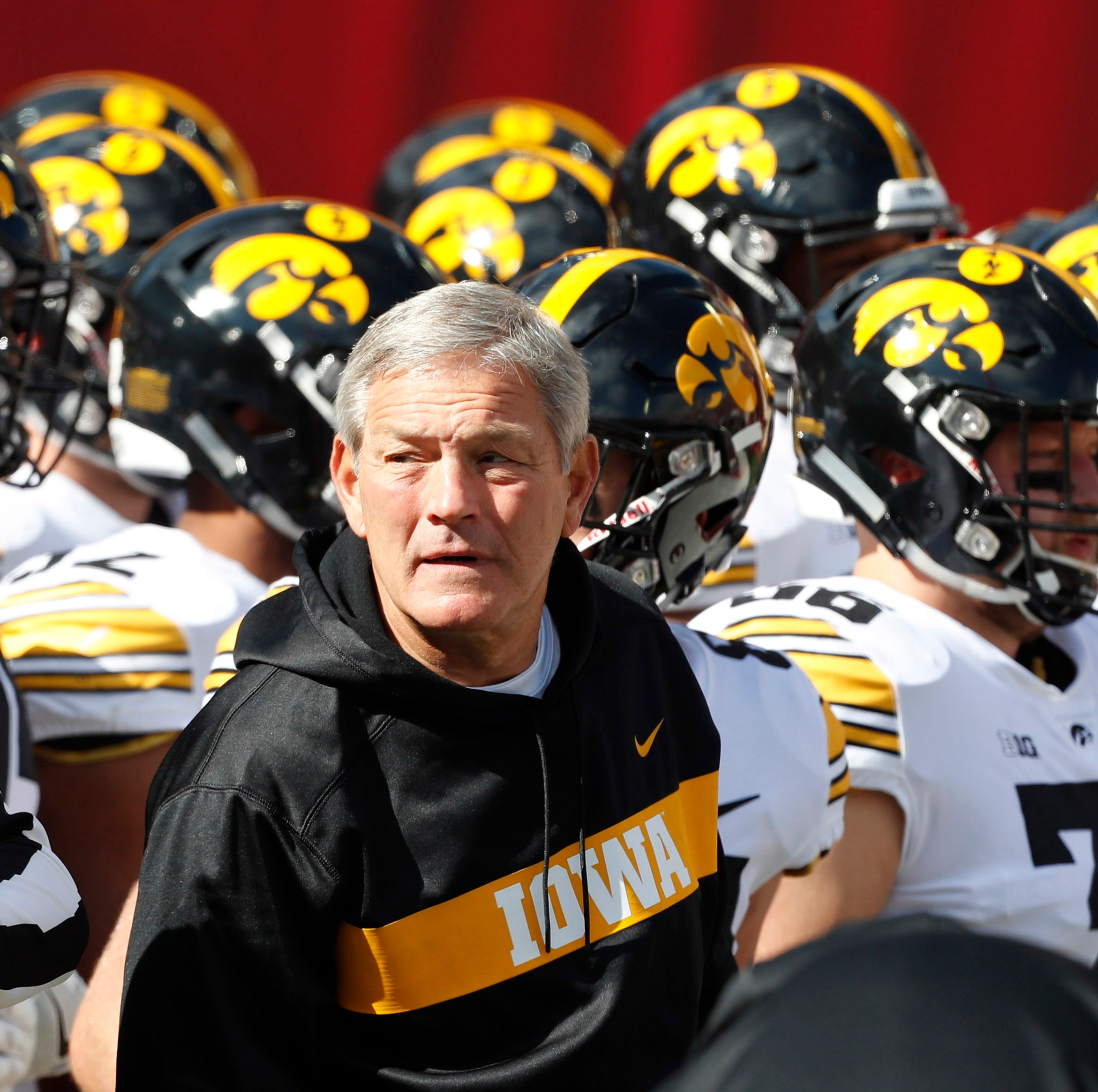 Iowa football: Hawkeyes enter the Top 25 after latest rout