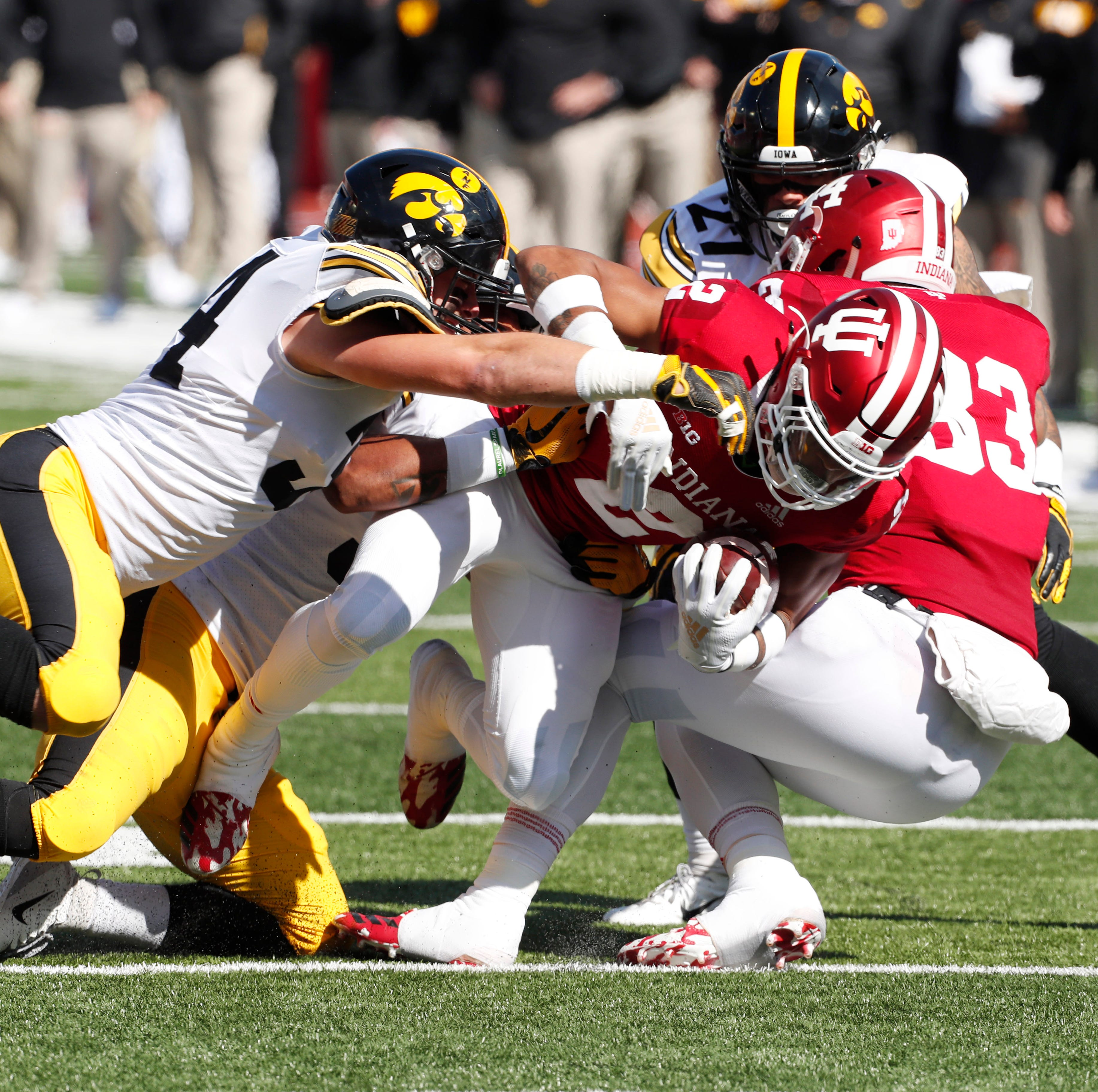 Amani Hooker and a new-look Iowa defense put the clamps on Indiana