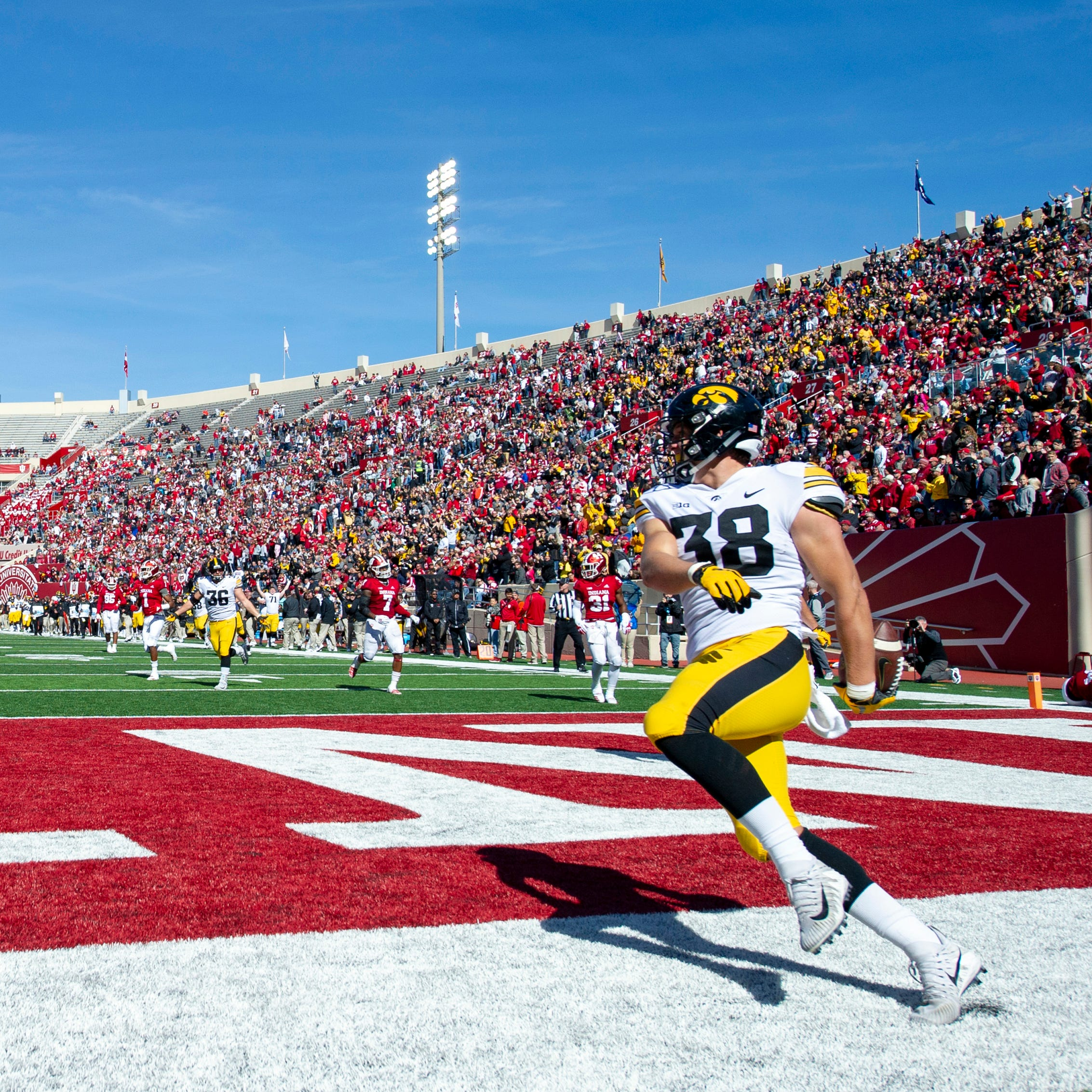 IU football knew it had to stop Iowa's tight ends, that didn't happen