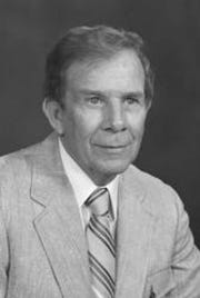 """In his career as head football coach at Franklin College, Stewart """"Red"""" Faught finished with a record of 120-99-4."""