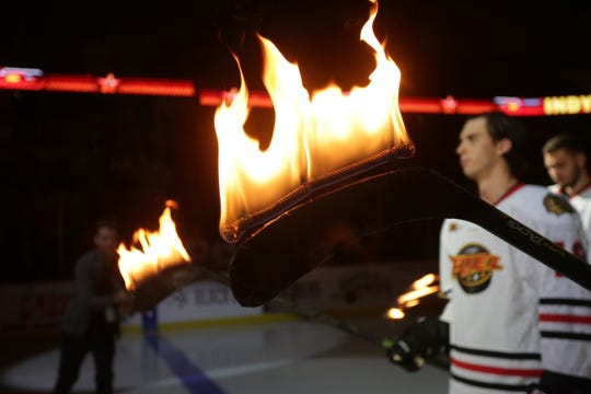 The Indy Fuel opened the 2018-19 season with a 3-1 loss to Fort Wayne.