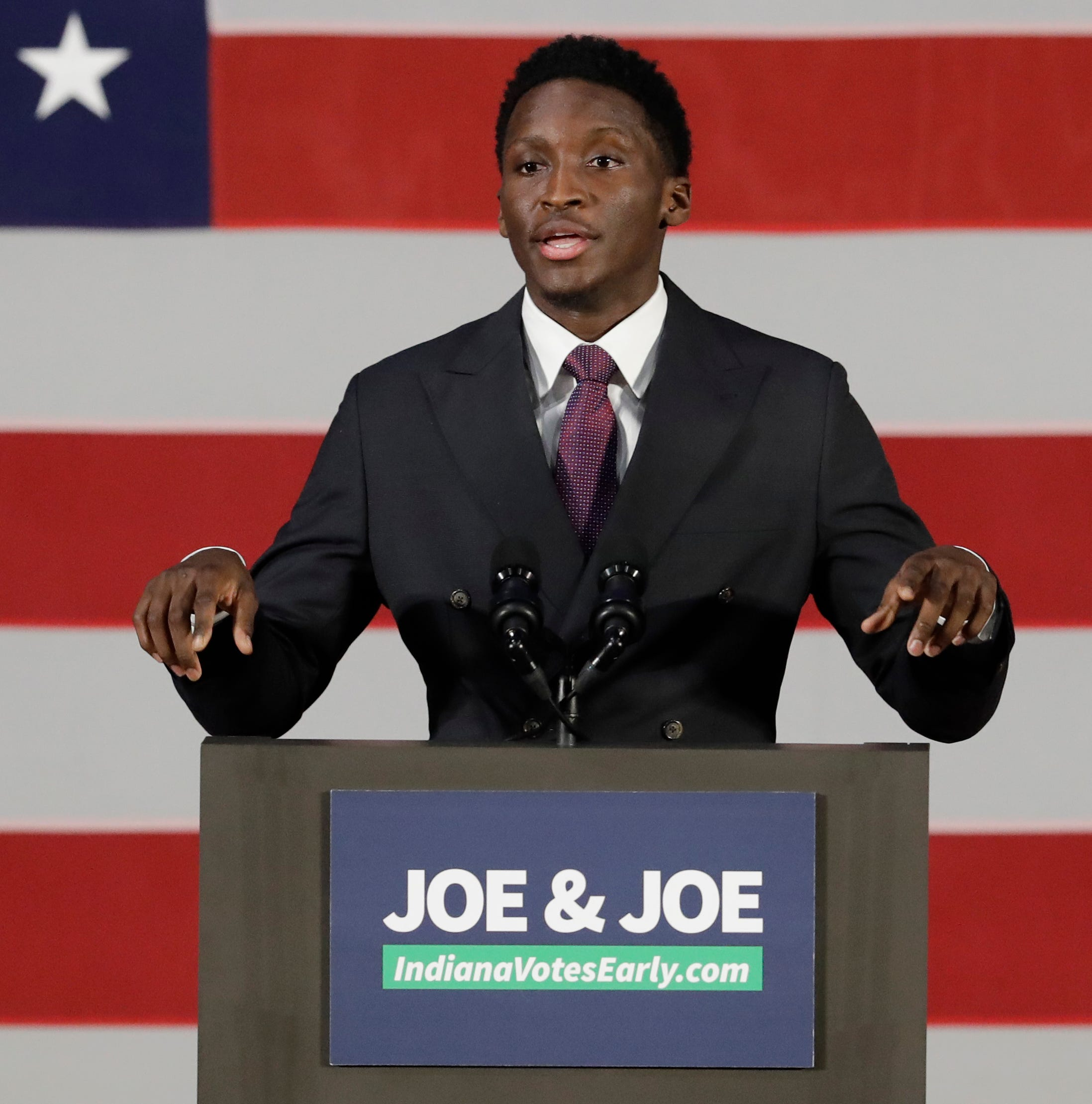 Swarens: Victor Oladipo has future in politics, if he wants it