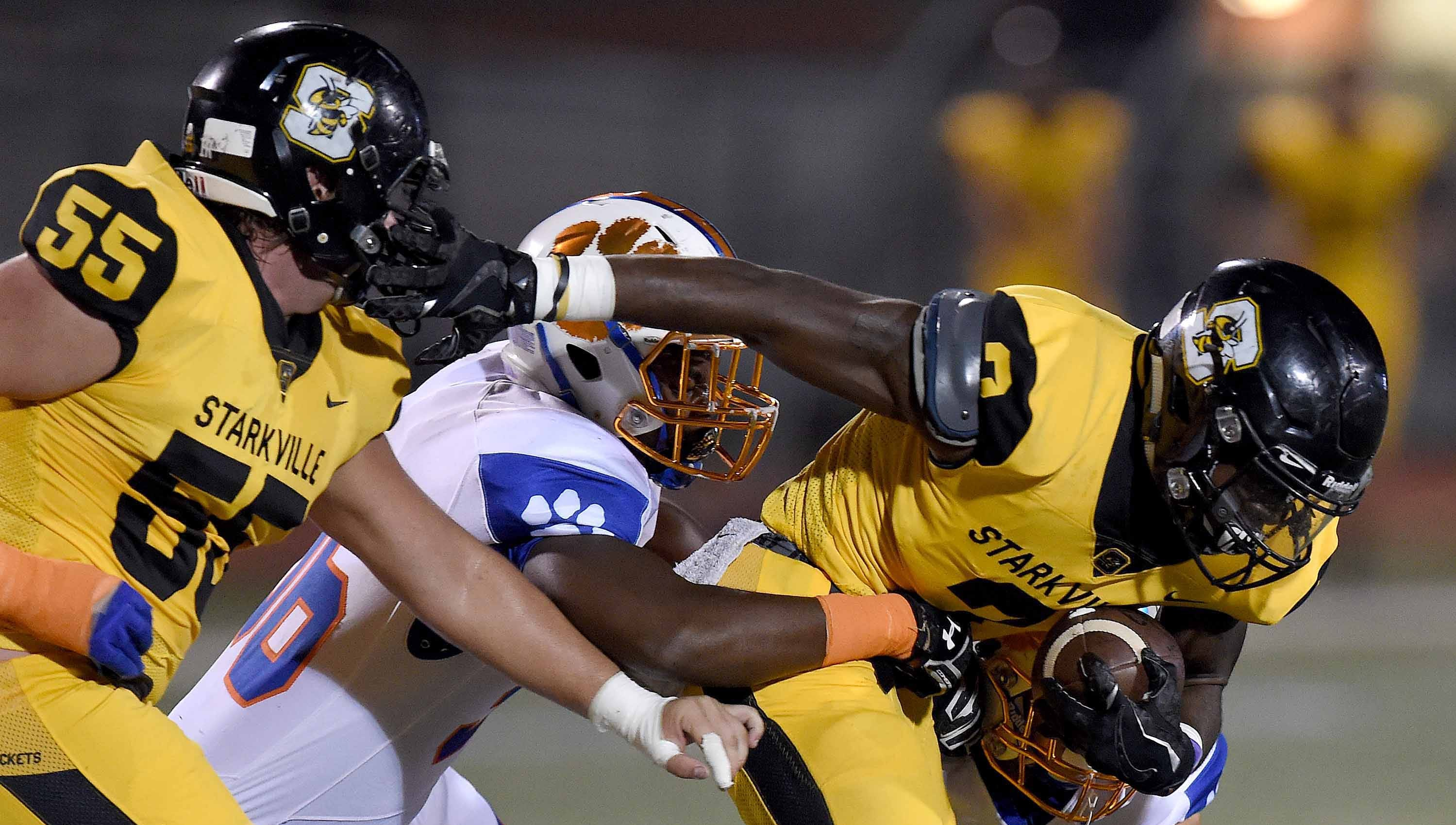 Starkville holds on to beat Madison Central in top-10 clash