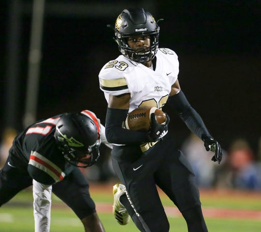 Southern Miss added to a stable of young running backs with the addition of Northwest Rankin speedster Dee Baker during the early signing period Wednesday.