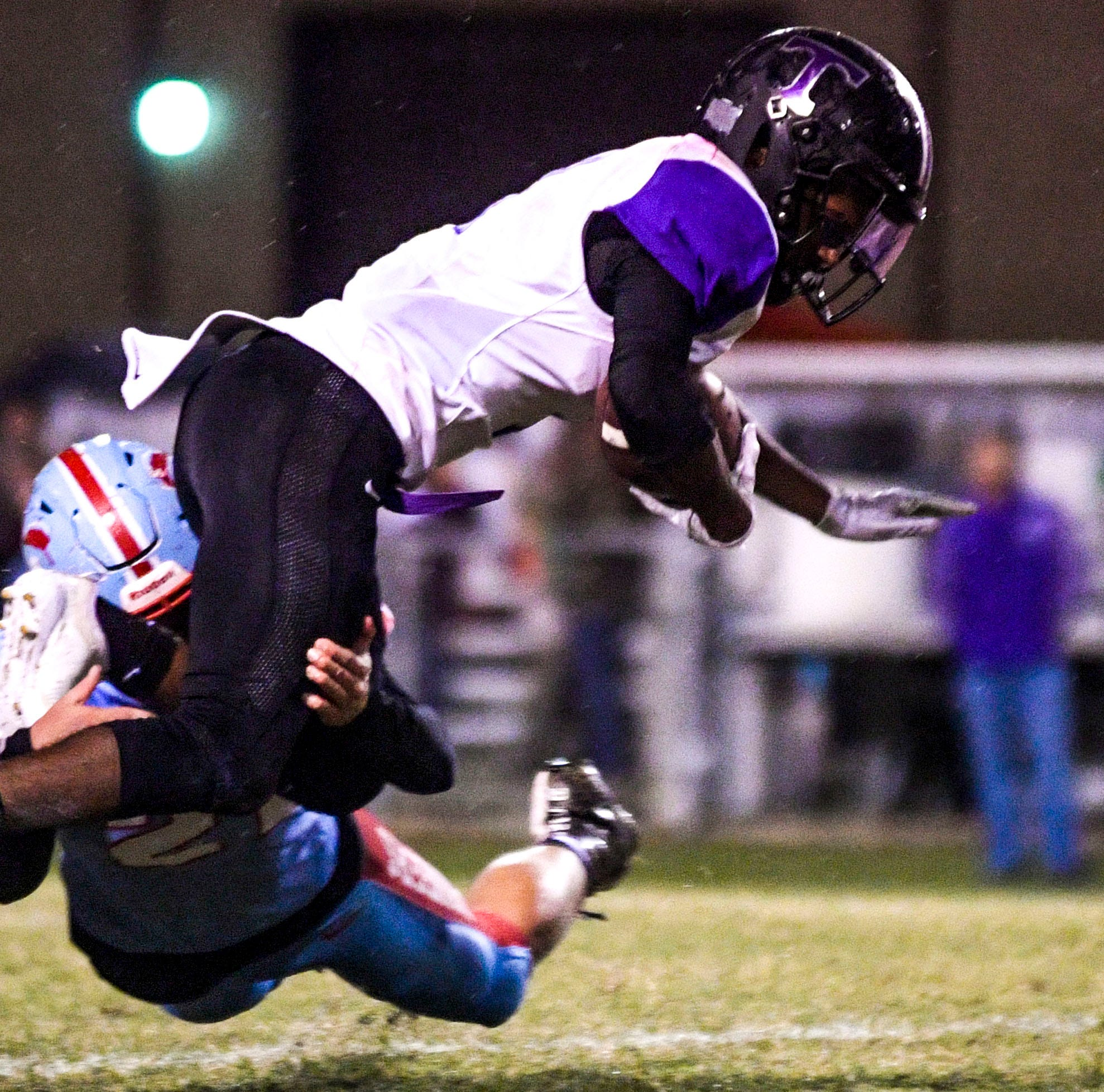 Top returning Jackson area high school football receivers for 2019