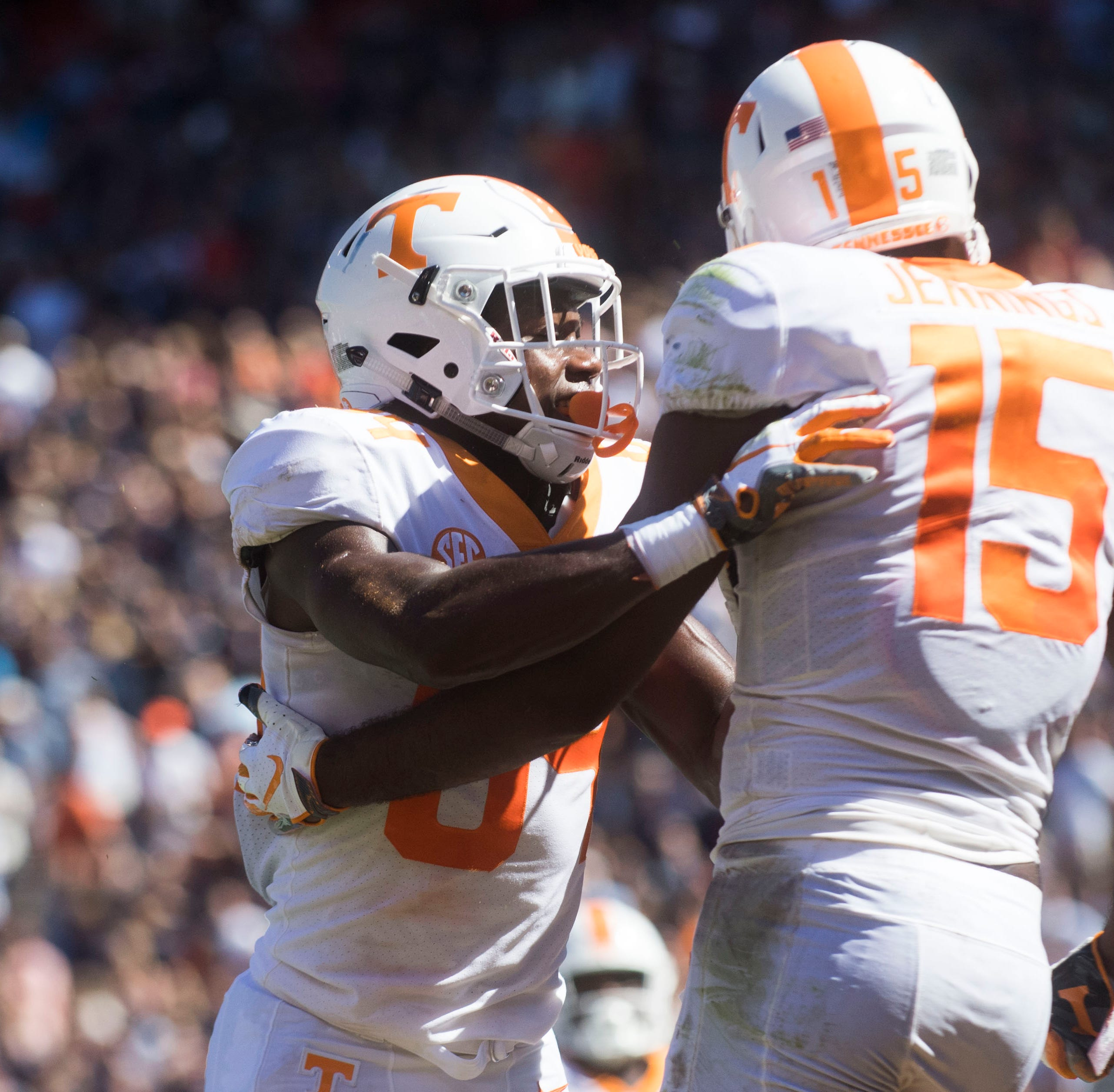 UT Vols: Beating Auburn is 'something we can build on,' but Alabama looms